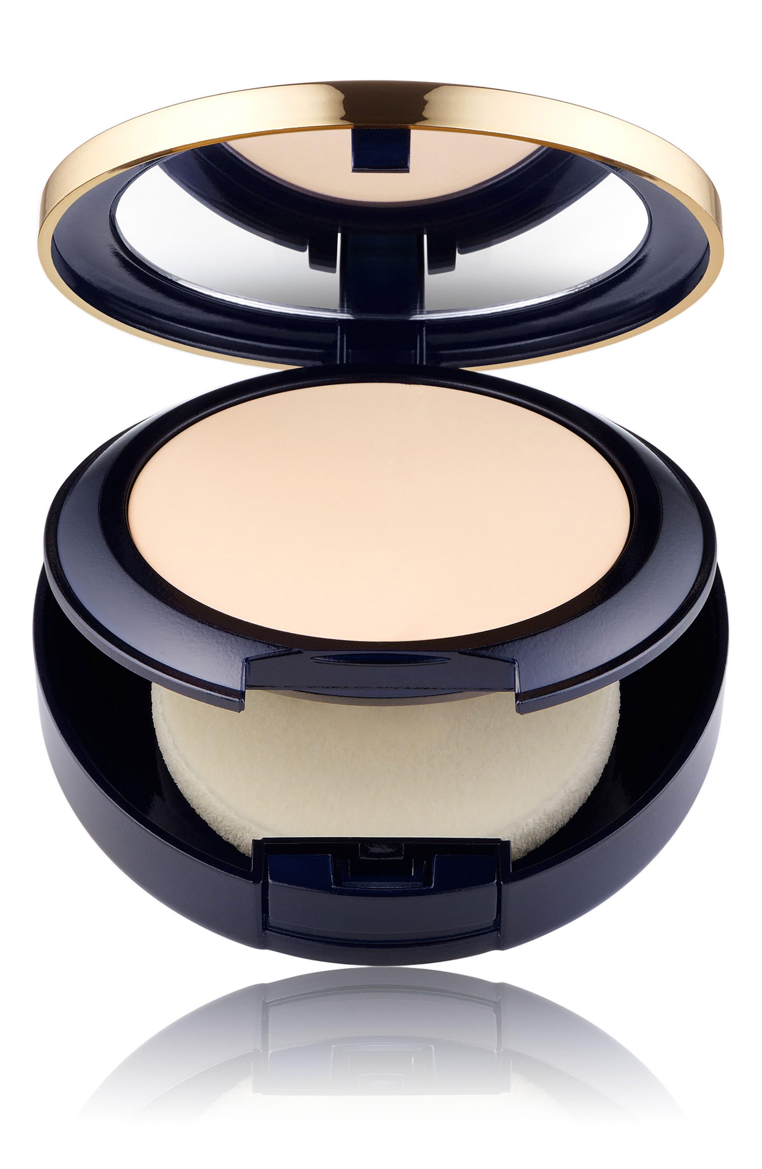 Estee Lauder Double Wear Stay In Place Matte Powder Foundation - 1N2 Ecru