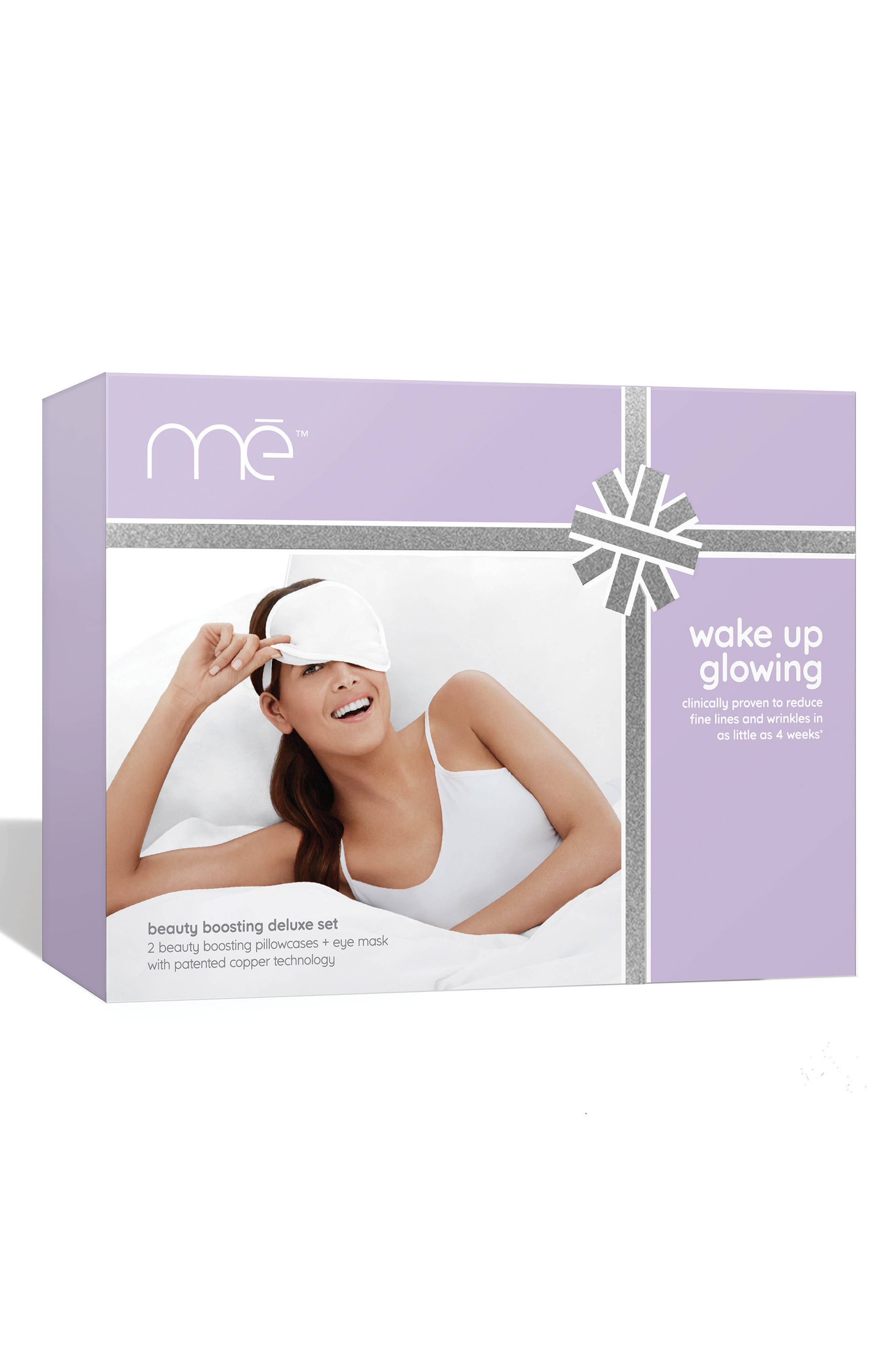 Glow Beauty Boosting Deluxe Set,                             Main thumbnail 1, color,                             NO COLOR