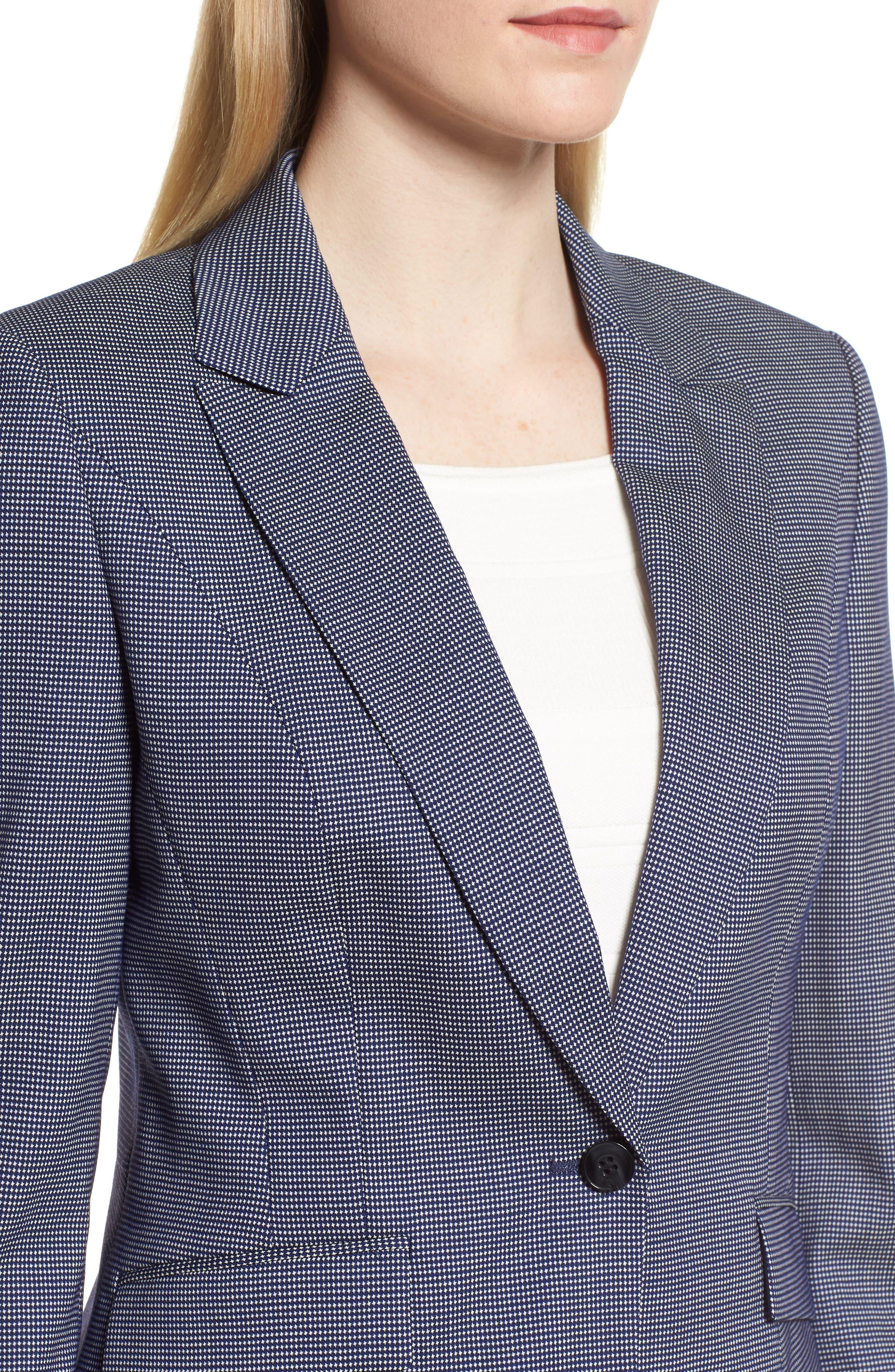 Janora Minidessin Jacket,                             Alternate thumbnail 4, color,                             462