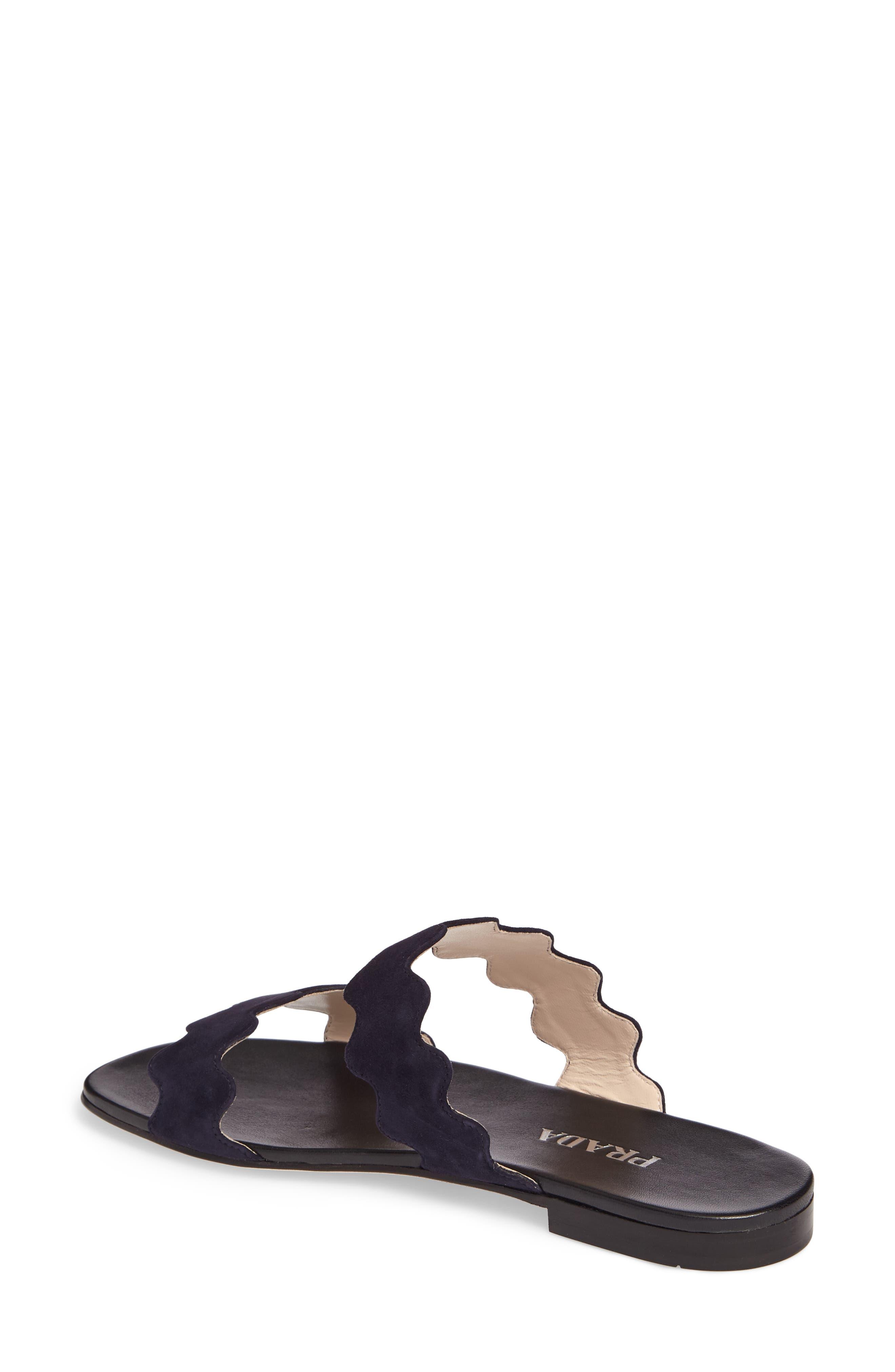 Double Strap Wave Sandal,                             Alternate thumbnail 2, color,                             400