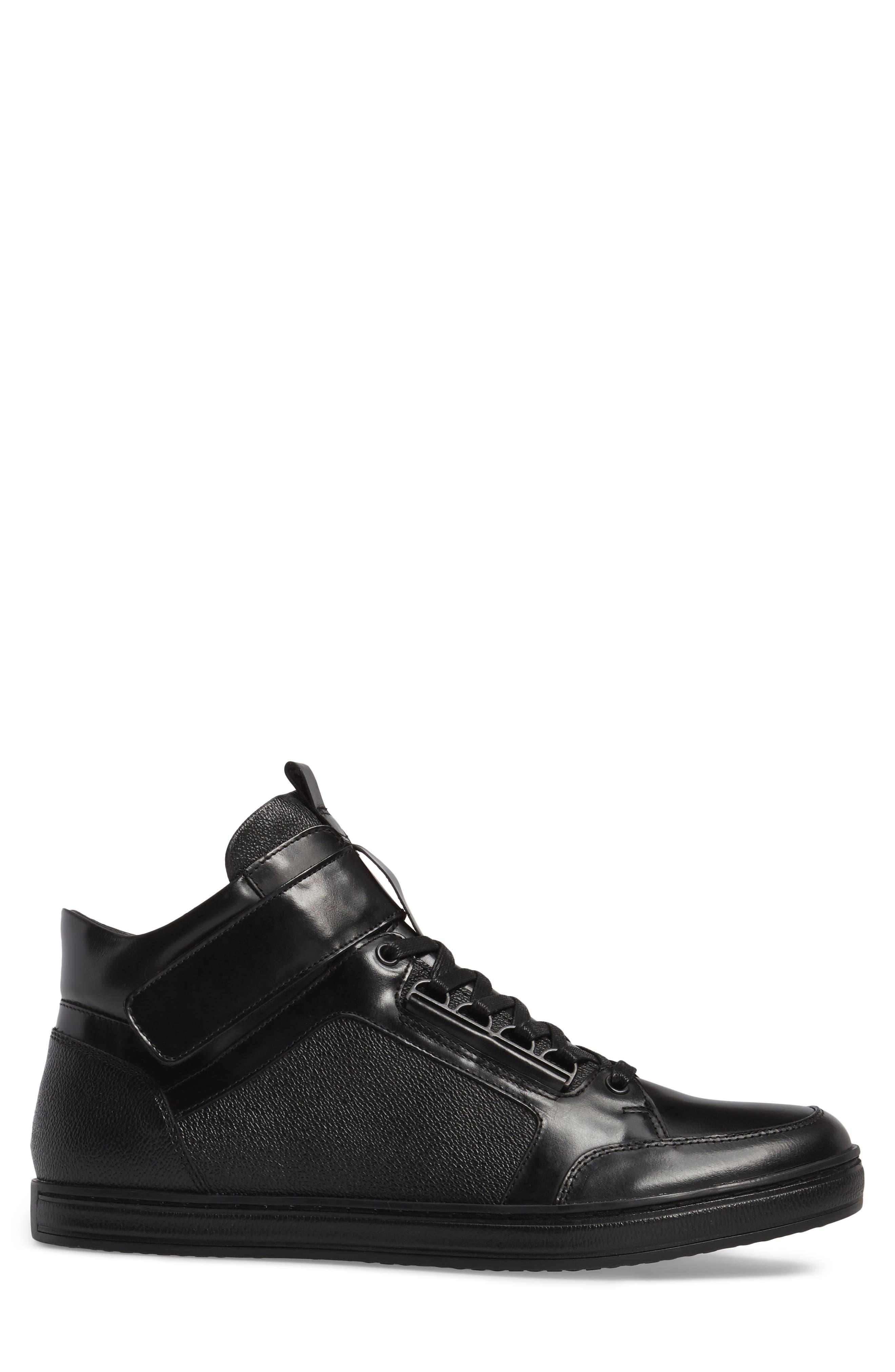 Brand-Y Sneaker,                             Alternate thumbnail 3, color,                             001