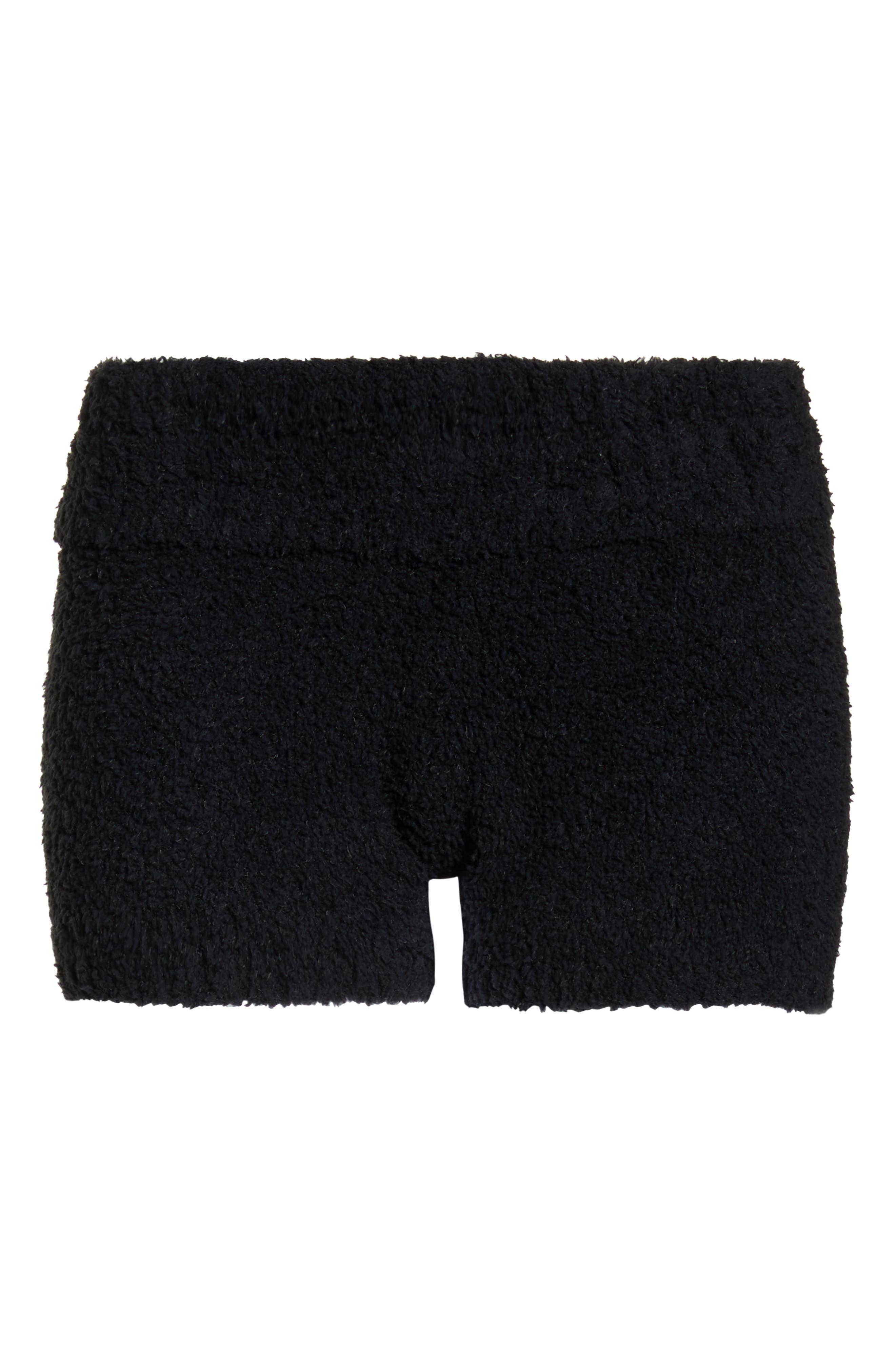 Shilo Shorts,                             Alternate thumbnail 6, color,                             BLACK