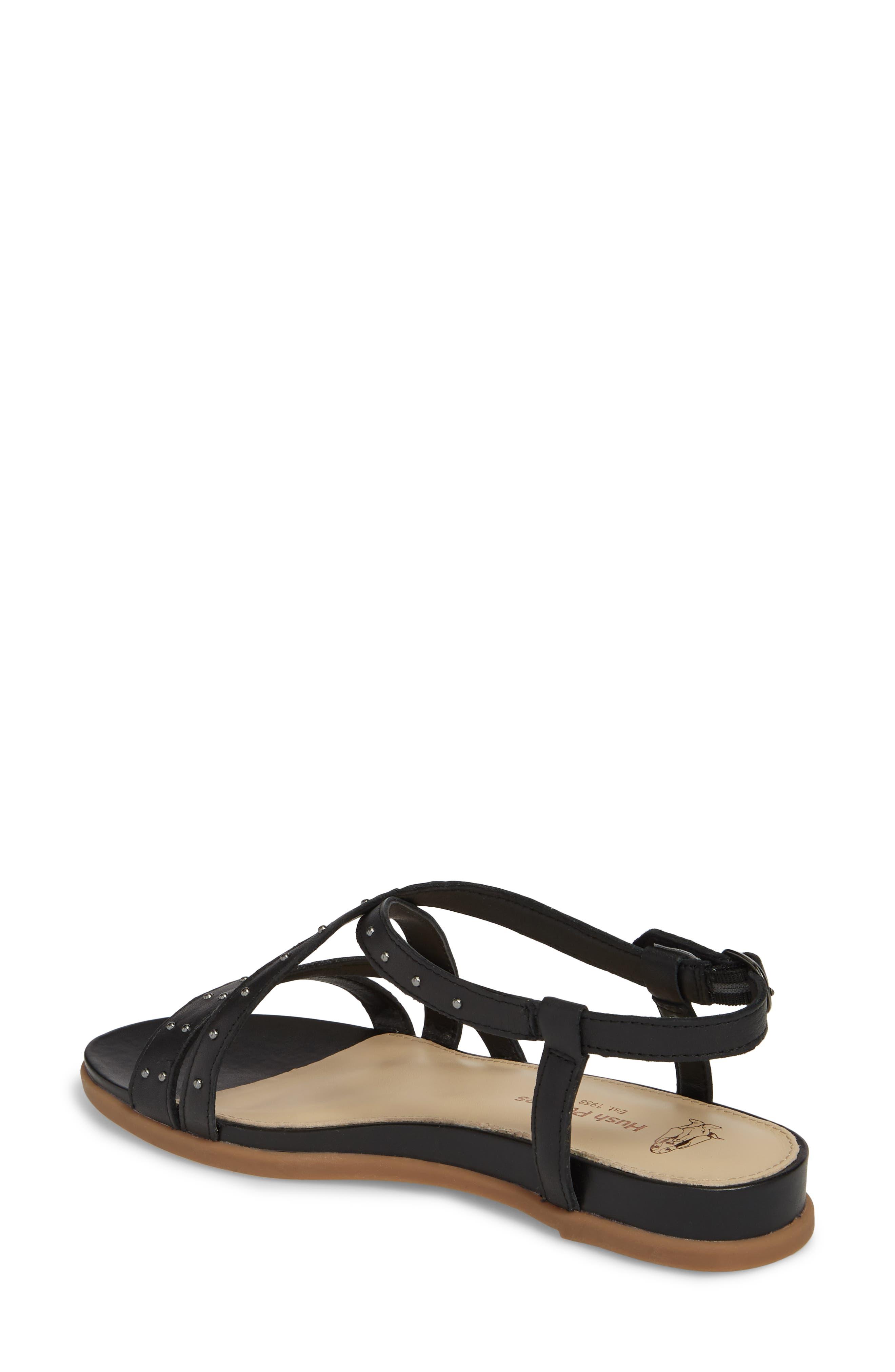 Dalmatian Studded Sandal,                             Alternate thumbnail 5, color,