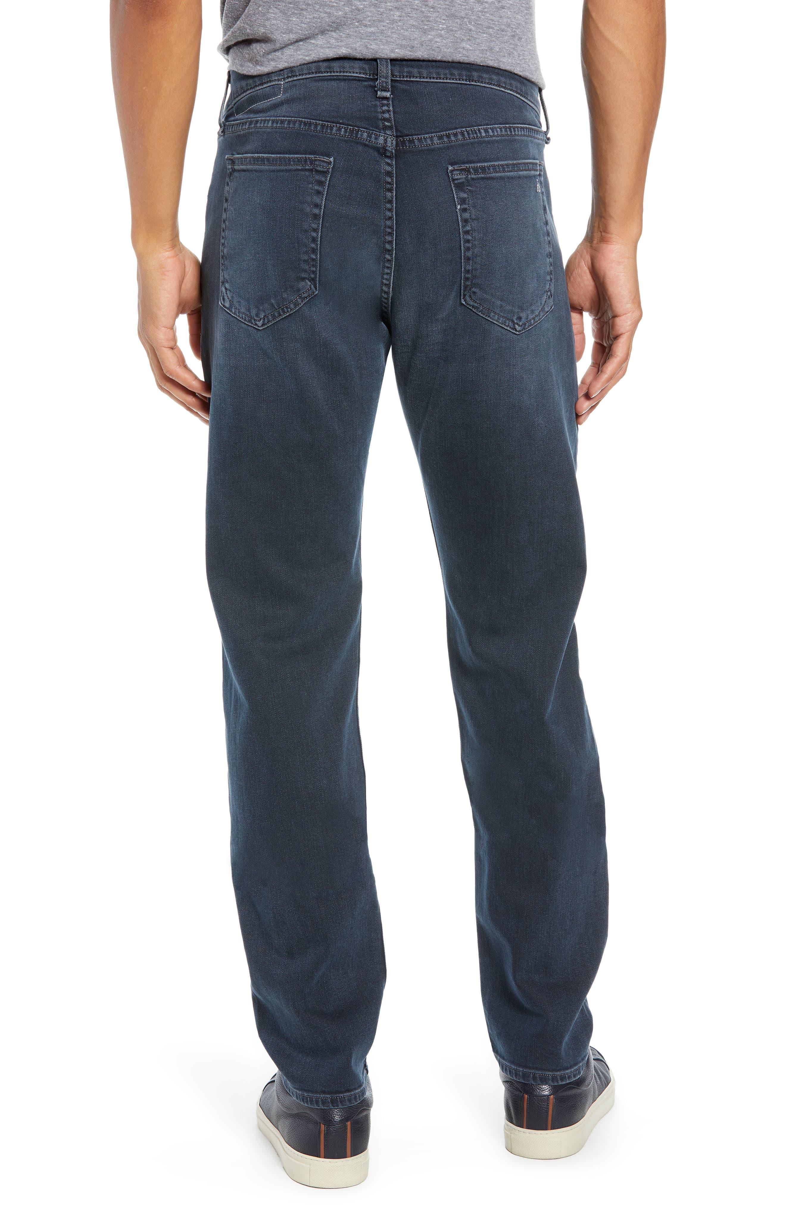 Fit 3 Slim Straight Leg Jeans,                             Alternate thumbnail 2, color,                             MINNA