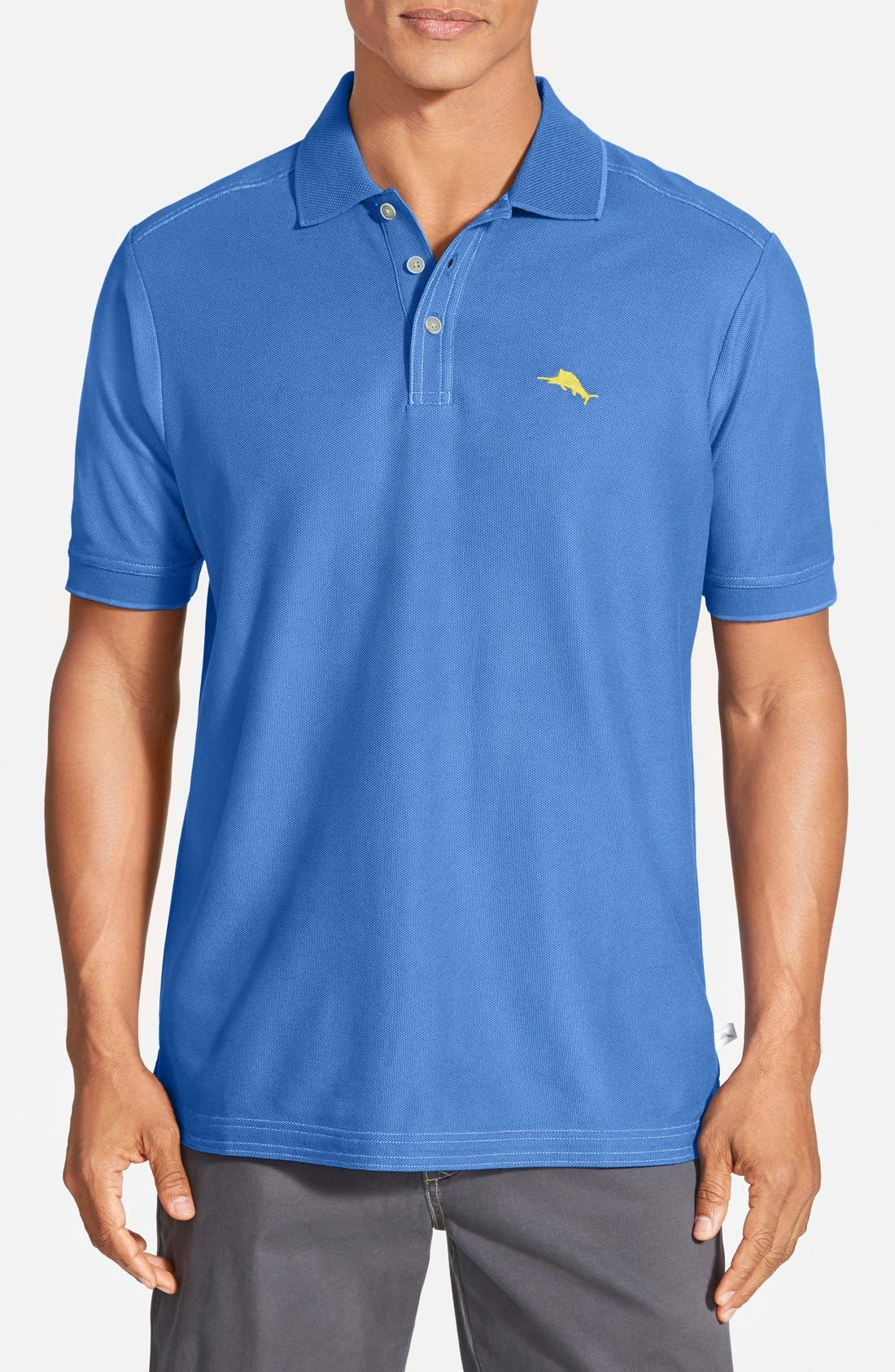 'The Emfielder' Original Fit Piqué Polo,                             Main thumbnail 54, color,