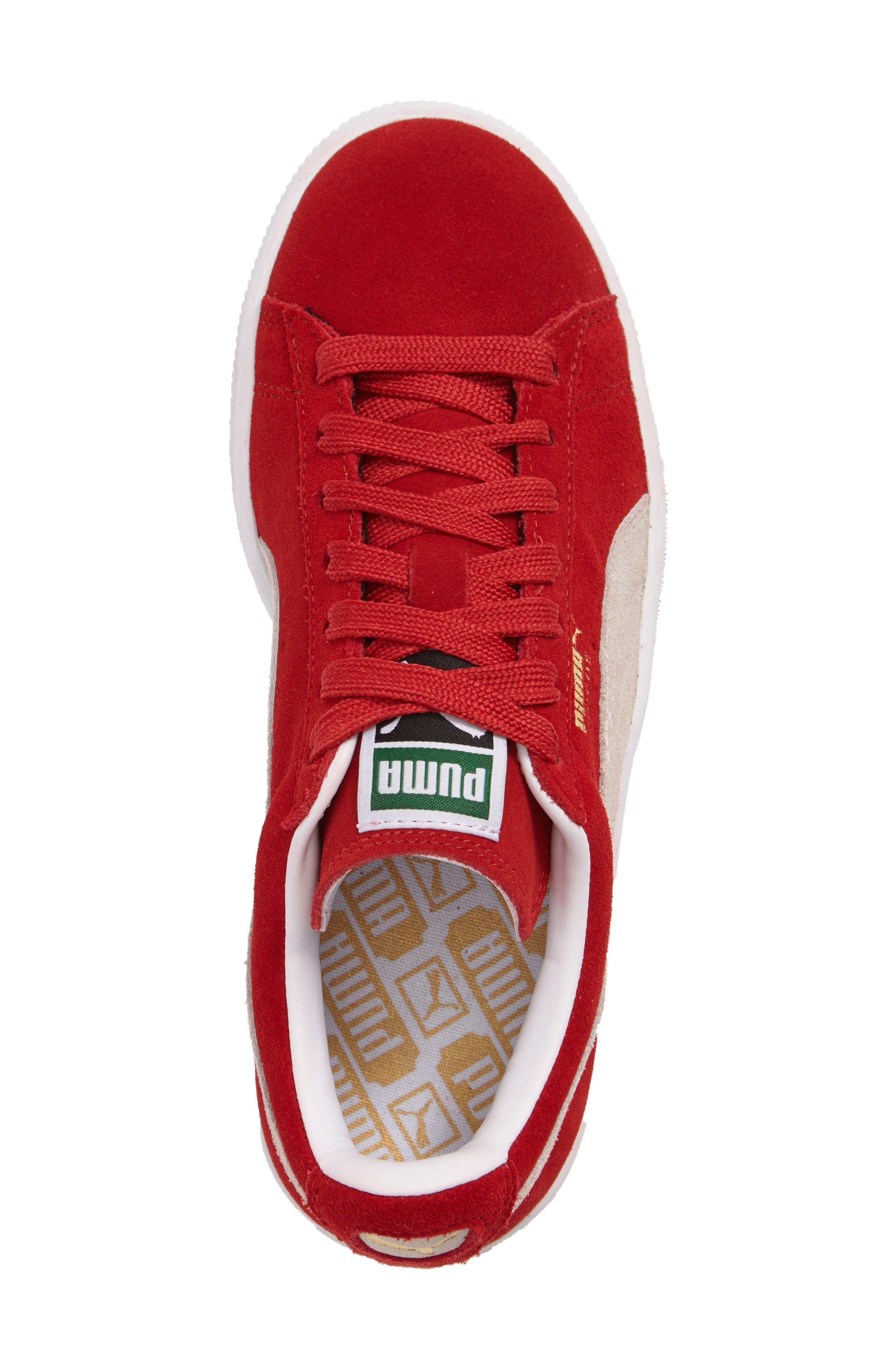 Suede Sneaker,                             Alternate thumbnail 80, color,
