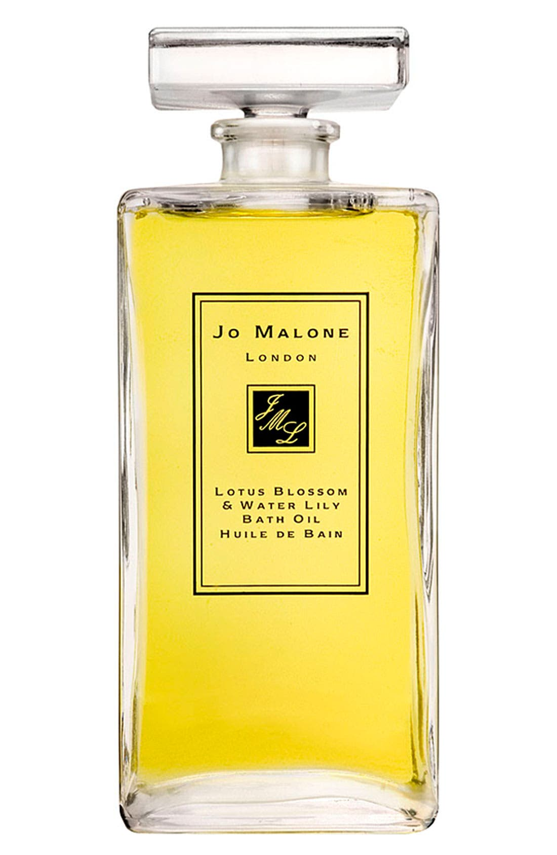JO MALONE LONDON<SUP>™</SUP> Jo Malone Lotus Blossom & Water Lily Bath Oil, Main, color, 000
