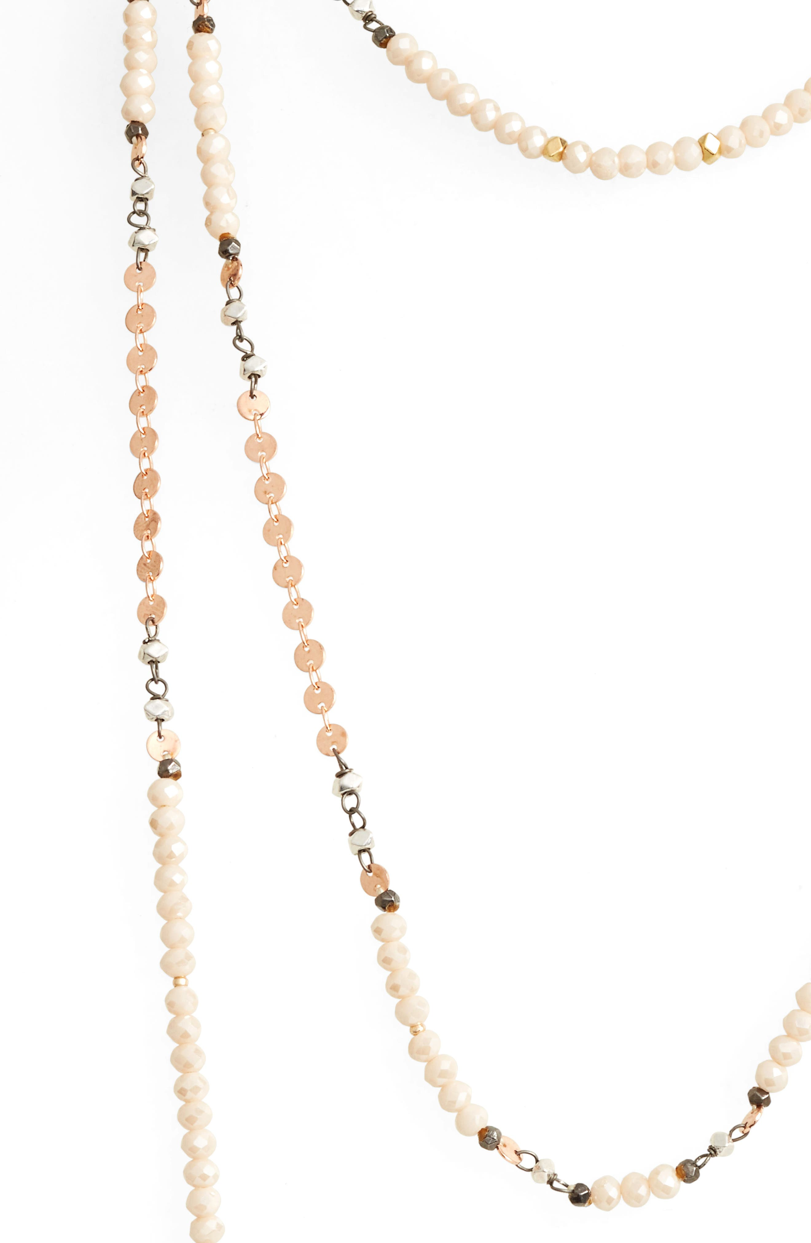 Triple Strand Necklace,                             Main thumbnail 1, color,                             250