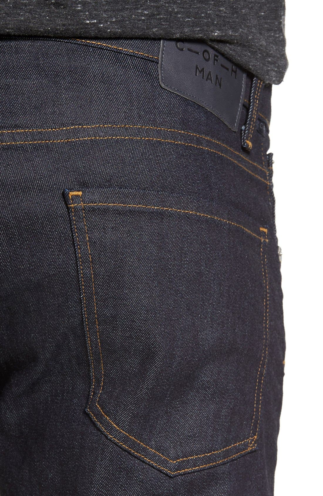 Bowery Slim Fit Jeans,                             Alternate thumbnail 9, color,                             432