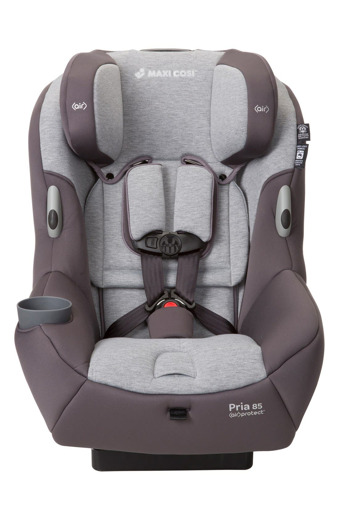 Infant MaxiCosi Pria(TM) 85 Convertible Car Seat Size One Size  Grey