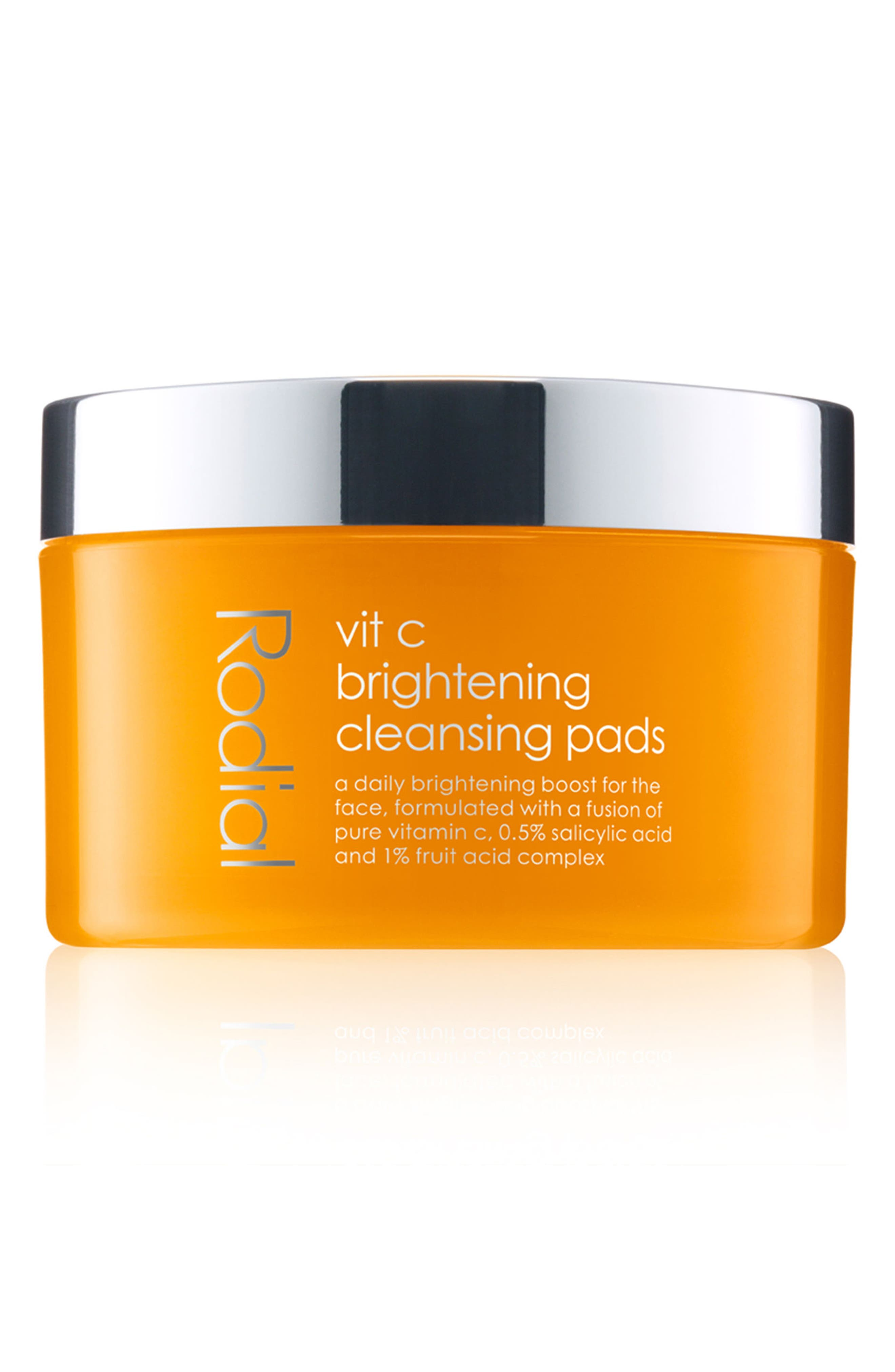 SPACE.NK.apothecary Rodial Vitamin C Brightening Pads,                             Main thumbnail 1, color,                             NO COLOR