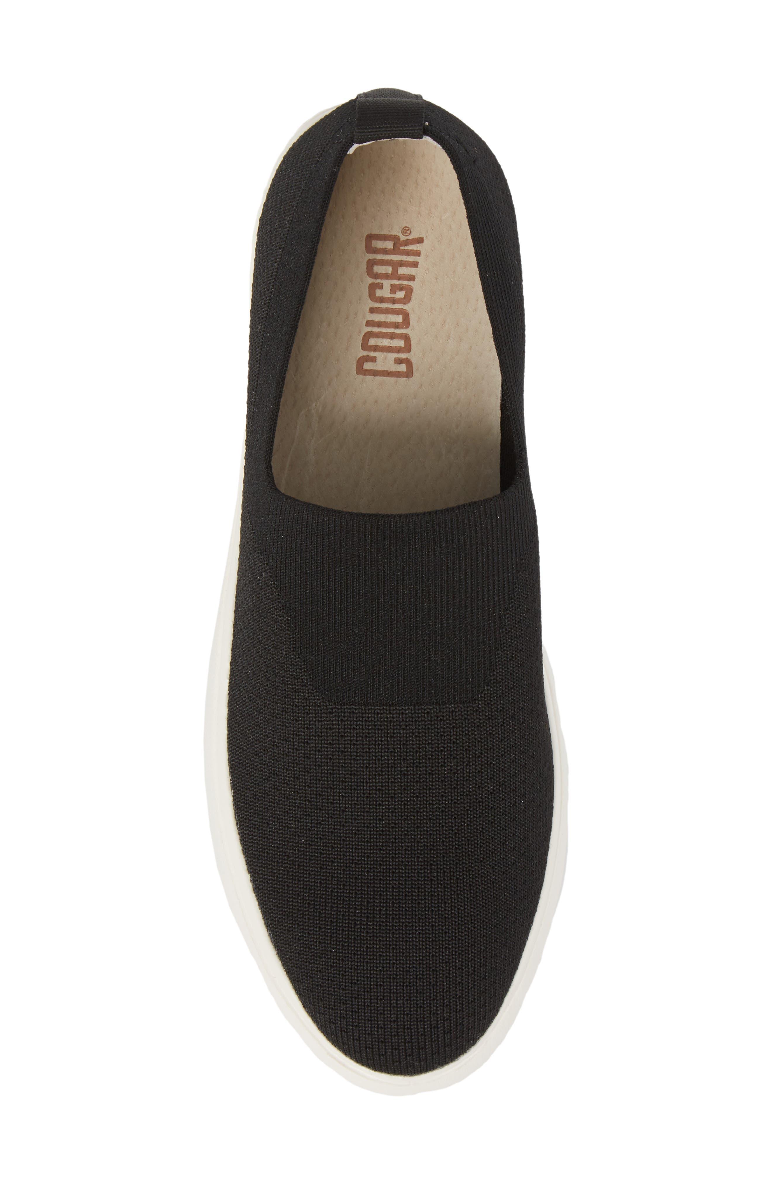 Hula Slip-On Sneaker,                             Alternate thumbnail 5, color,                             BLACK