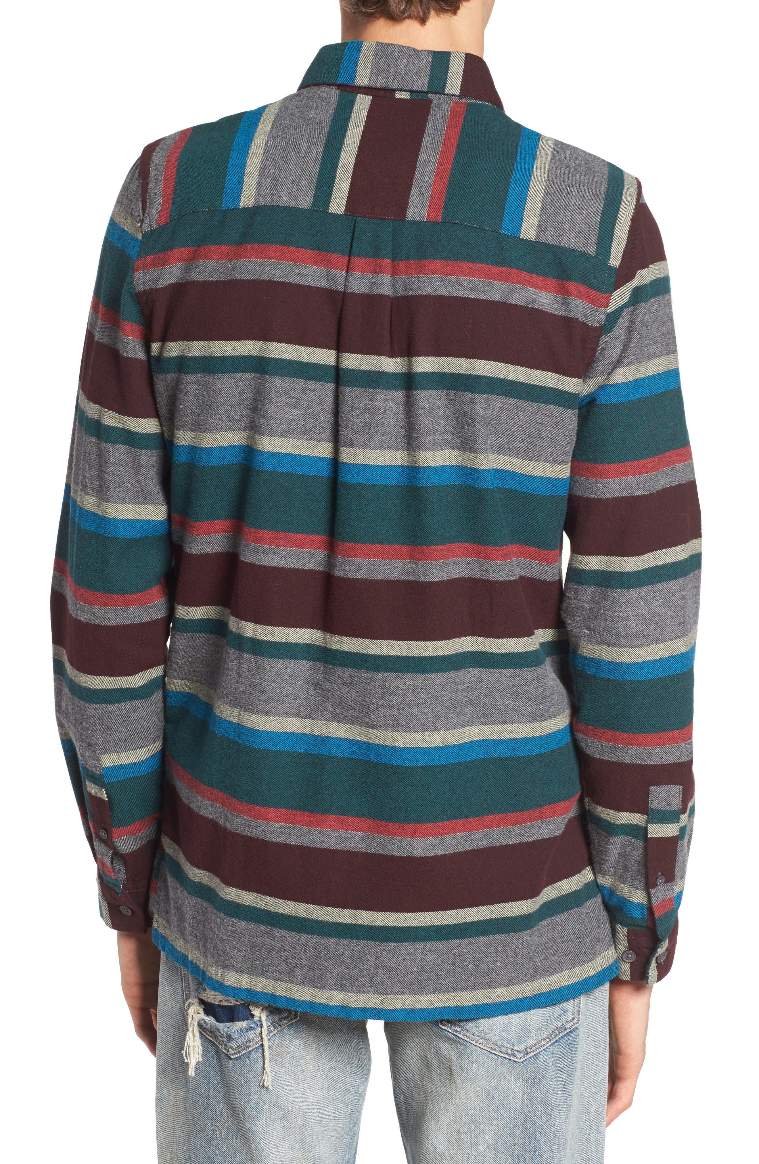 Arcot Woven Shirt,                             Alternate thumbnail 2, color,                             020