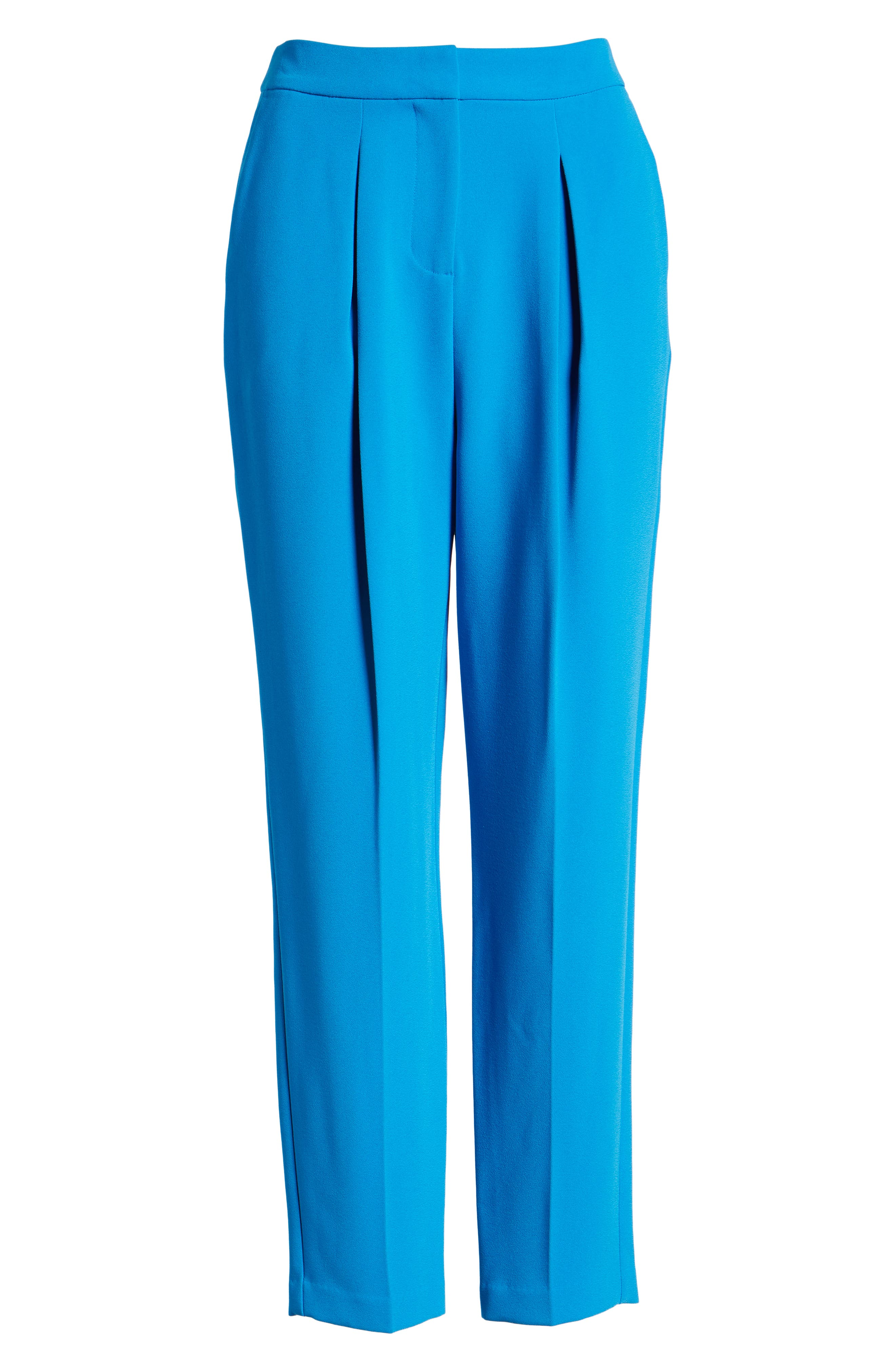 Clara Peg Belted Trousers,                             Alternate thumbnail 6, color,