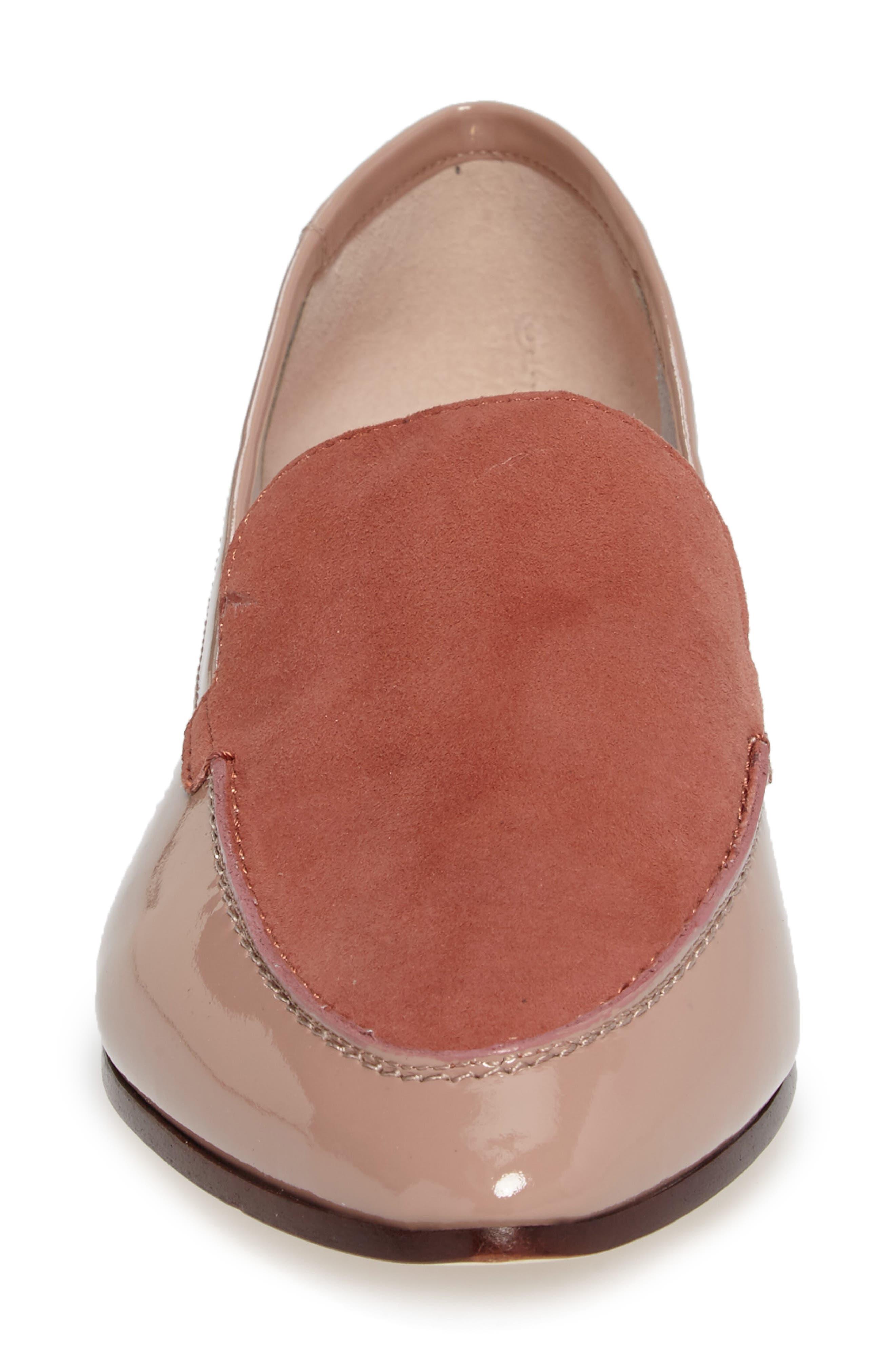'carima' loafer flat,                             Alternate thumbnail 75, color,