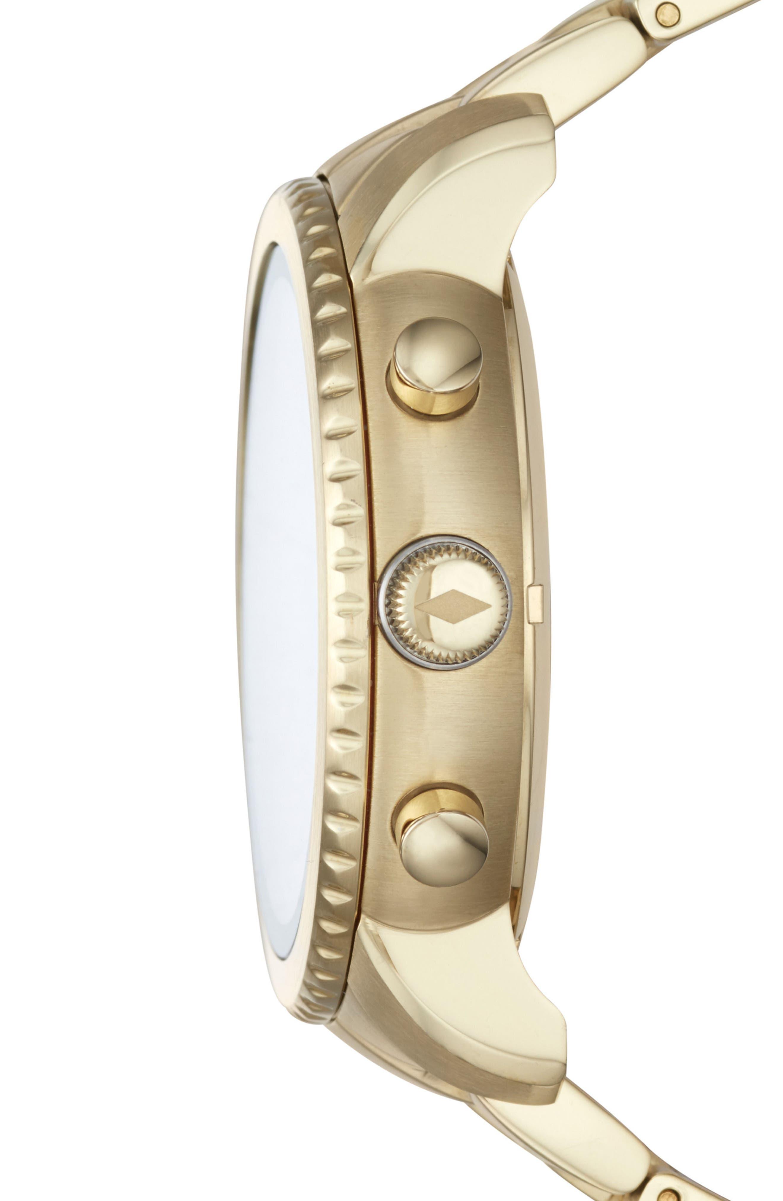 Explorist Gen 3 Bracelet Smart Watch, 46mm,                             Alternate thumbnail 3, color,
