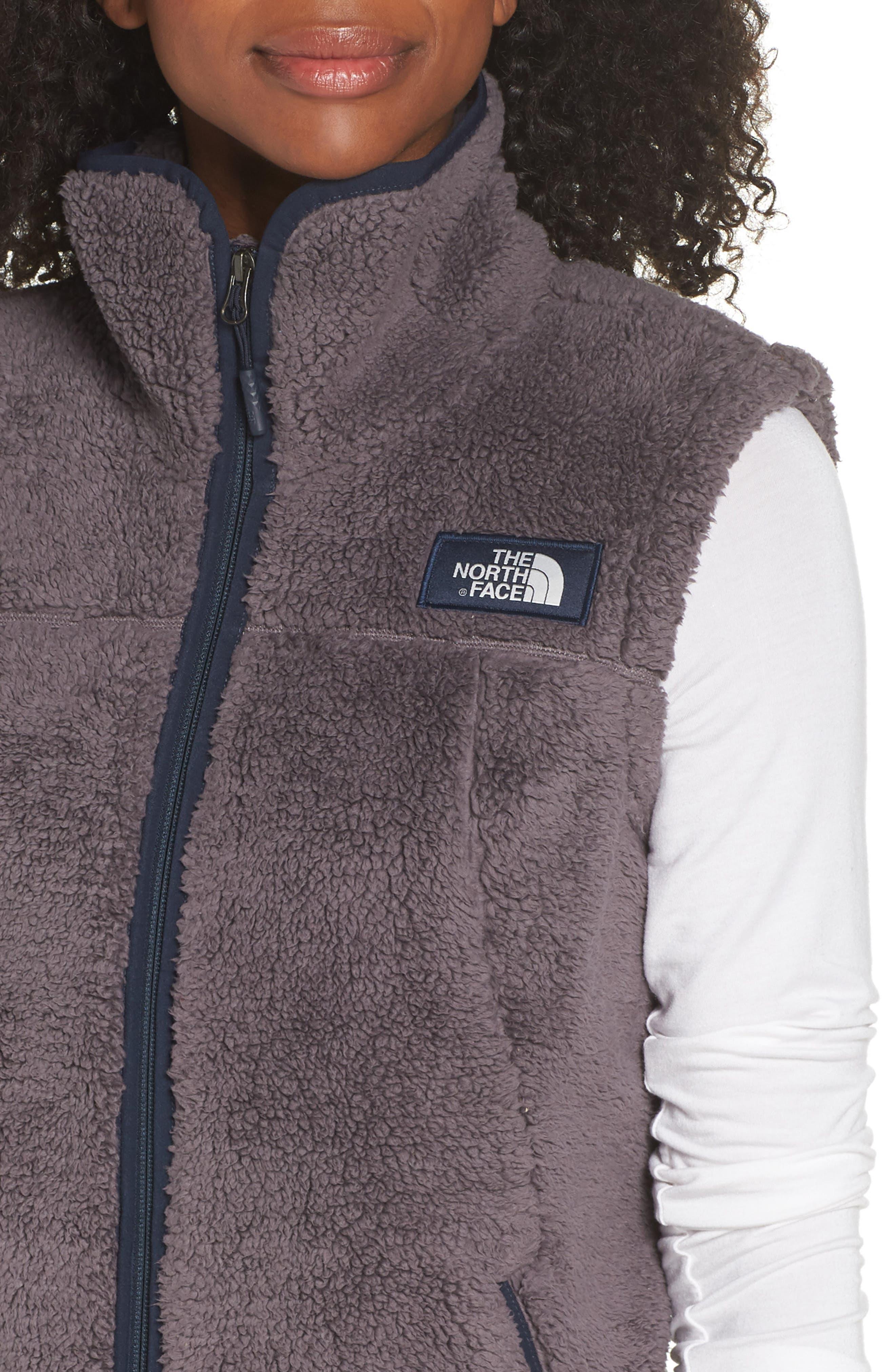 Campshire Vest,                             Alternate thumbnail 4, color,                             RABBIT GREY