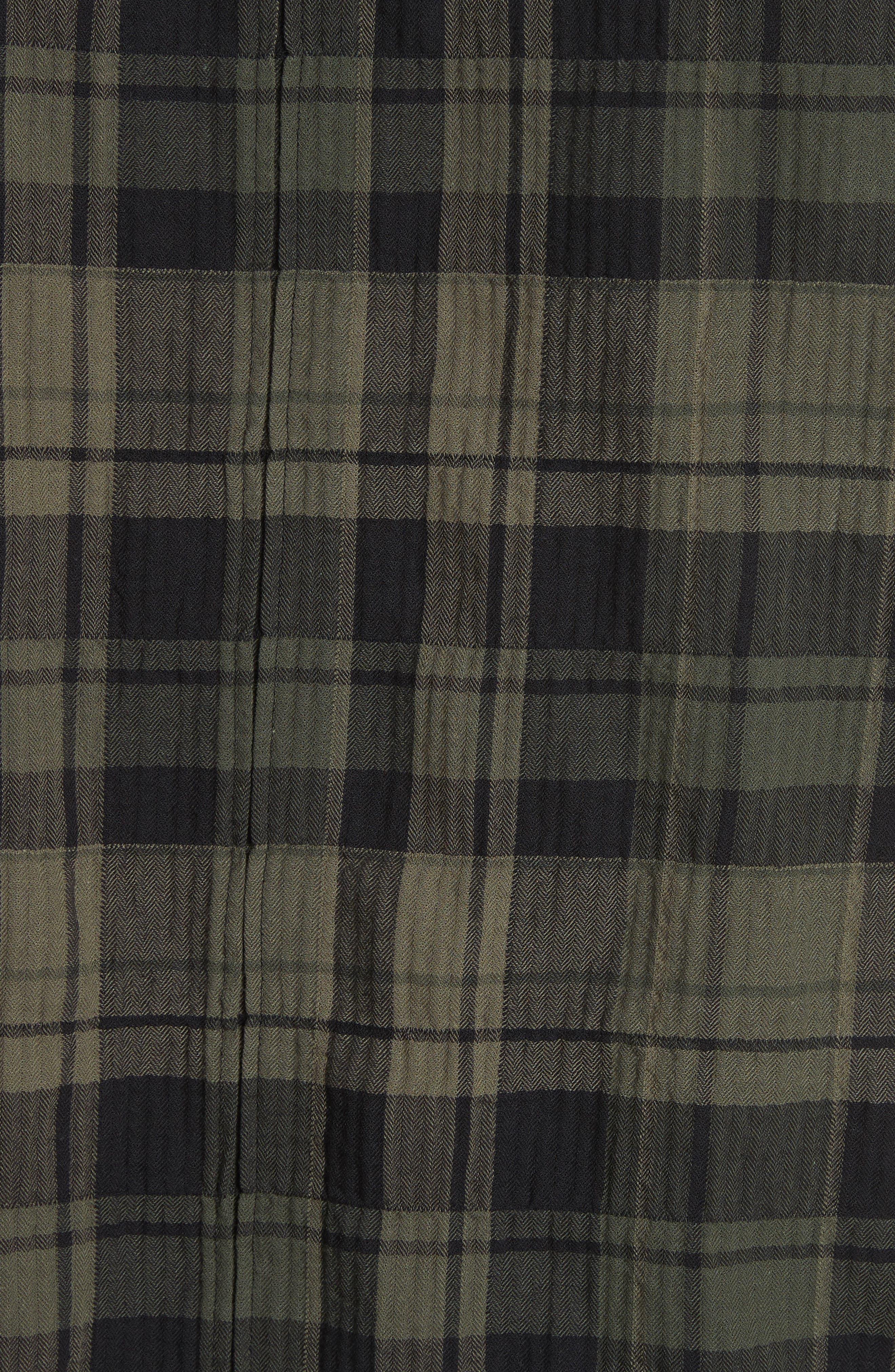 Fit 3 Base Plaid Flannel Shirt,                             Alternate thumbnail 2, color,
