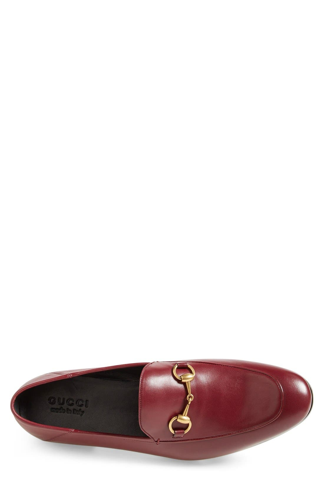 Brixton Leather Loafer,                             Alternate thumbnail 14, color,