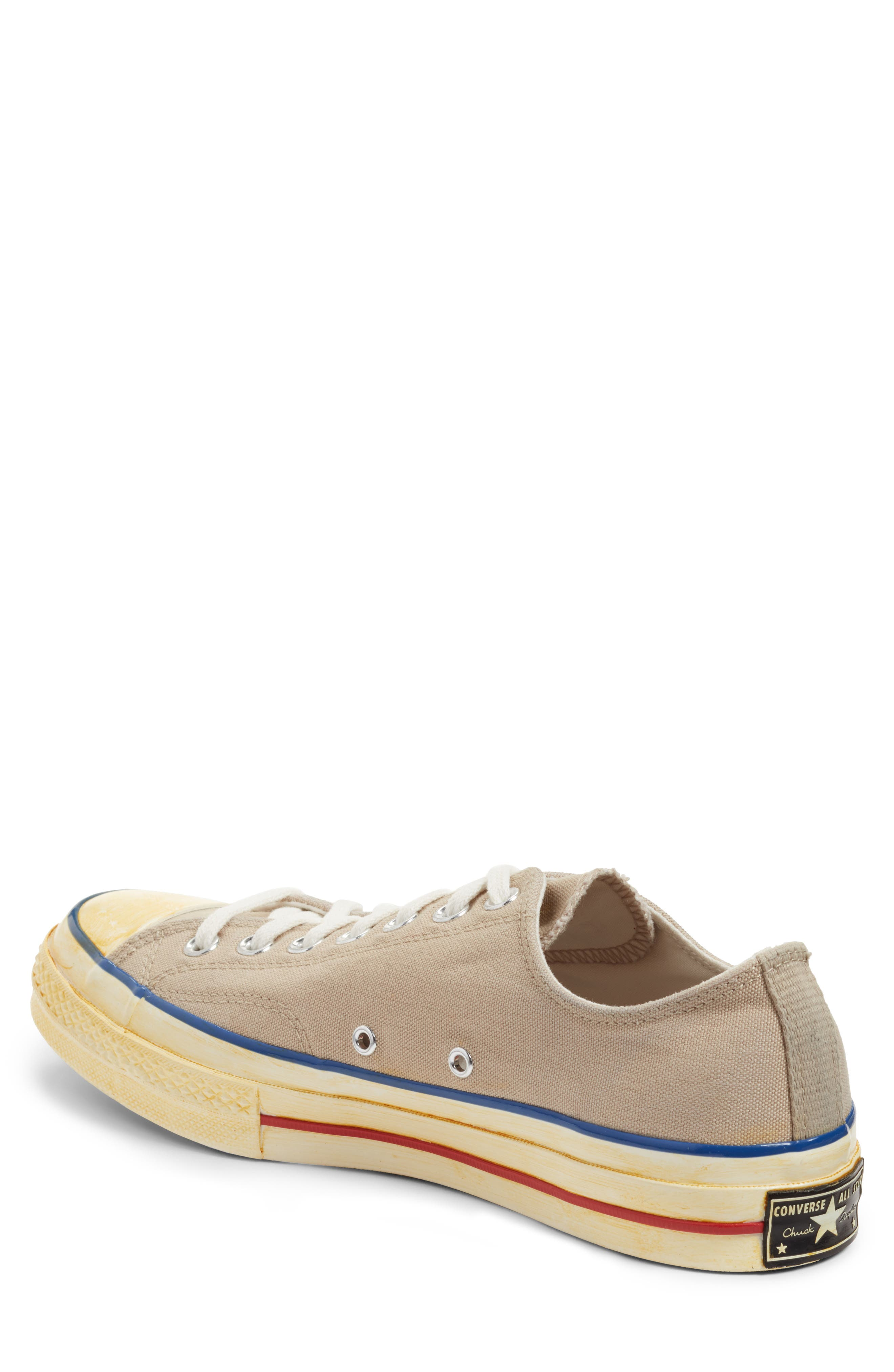 Chuck Taylor<sup>®</sup> All Star<sup>®</sup> 70 Low Top Sneaker,                             Alternate thumbnail 2, color,                             270