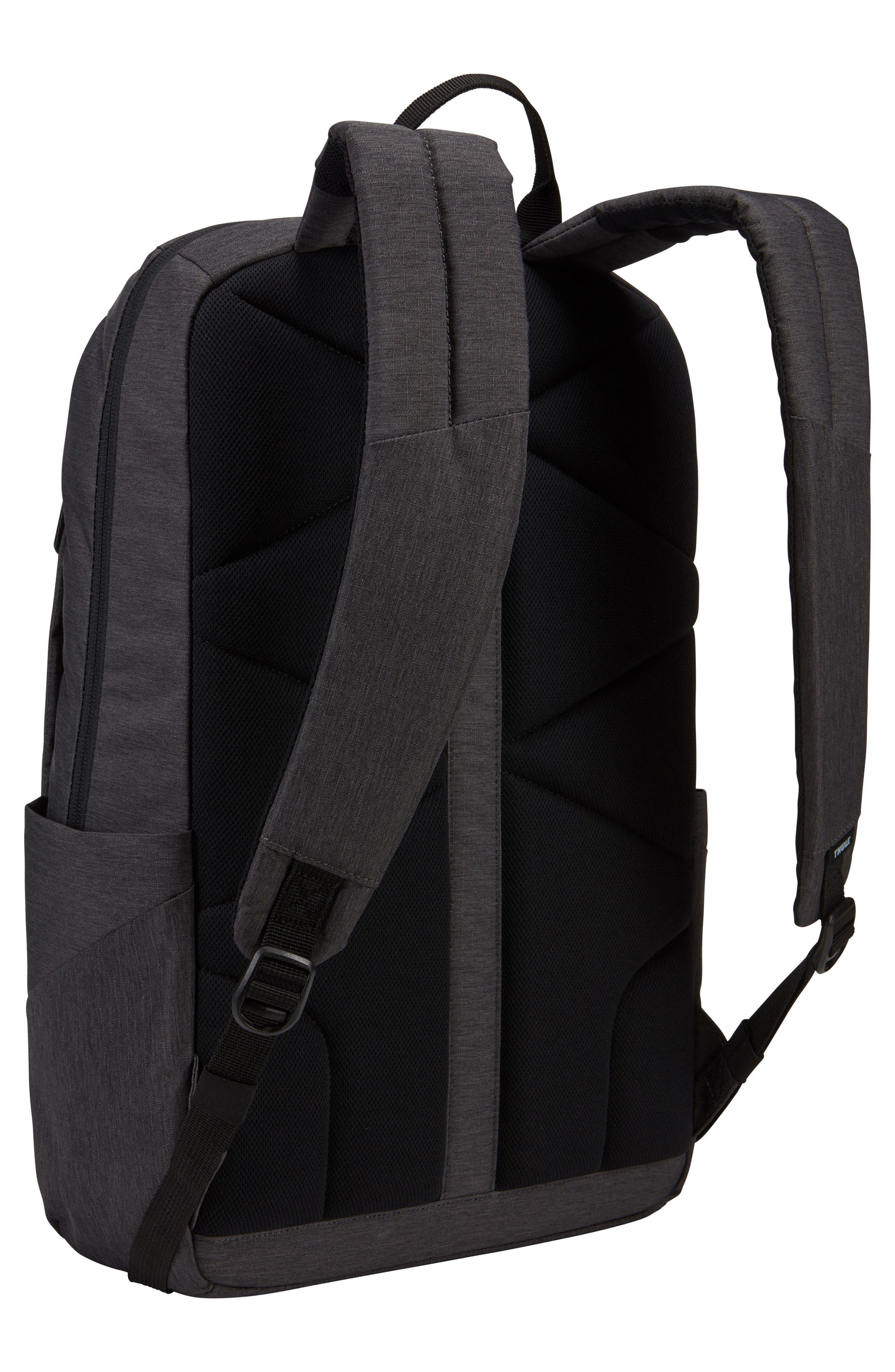 THULE,                             Lithos Backpack,                             Alternate thumbnail 2, color,                             BLACK