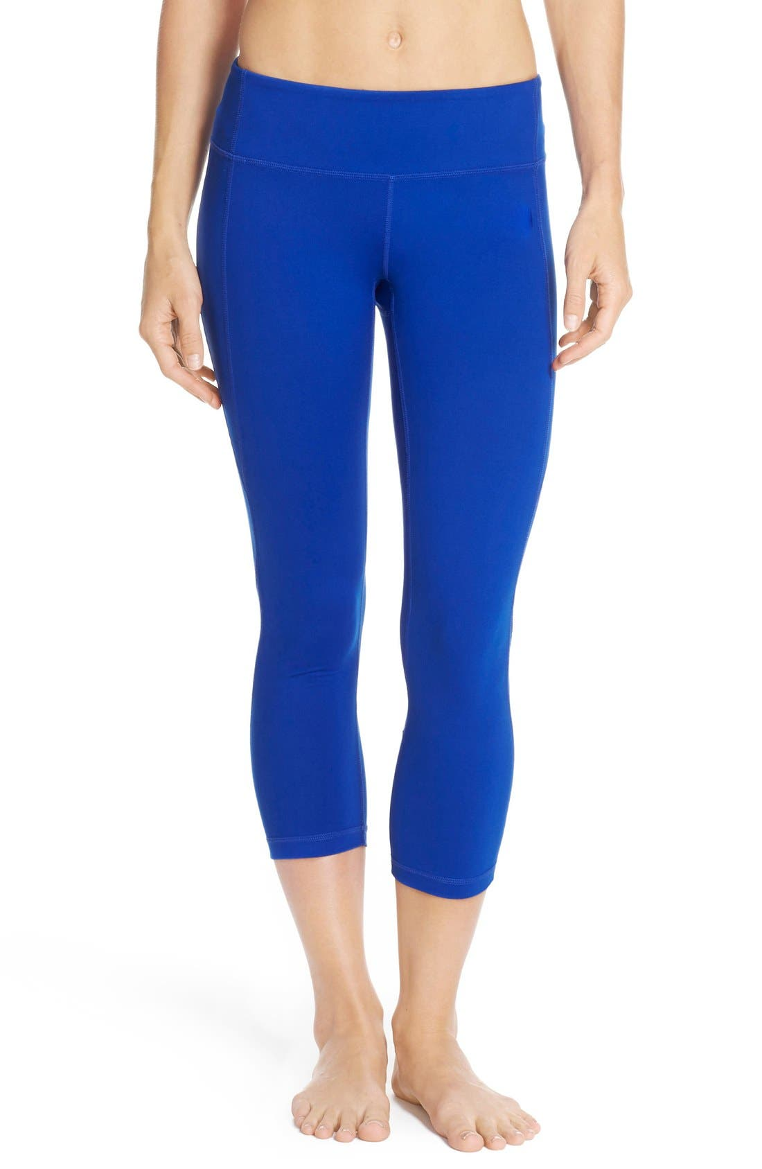 Live-In Keep It Cool Crop Leggings,                             Main thumbnail 3, color,
