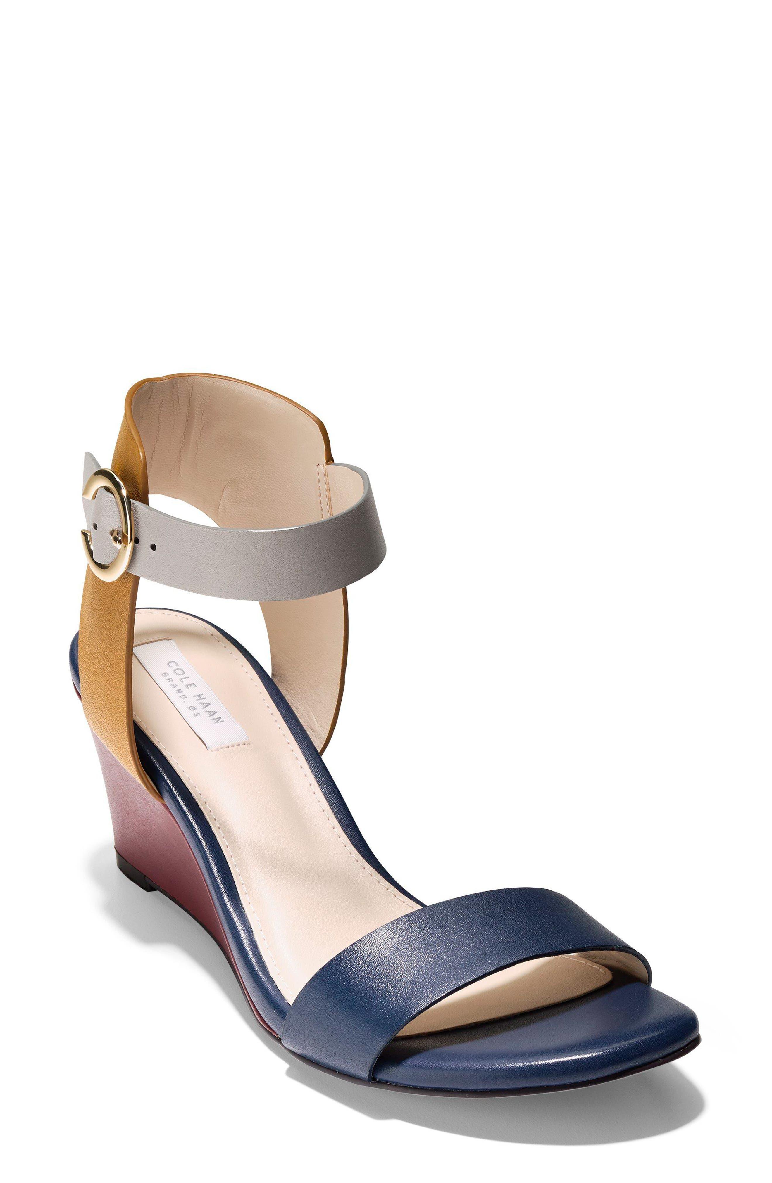 Rosalind Wedge Sandal,                             Main thumbnail 3, color,
