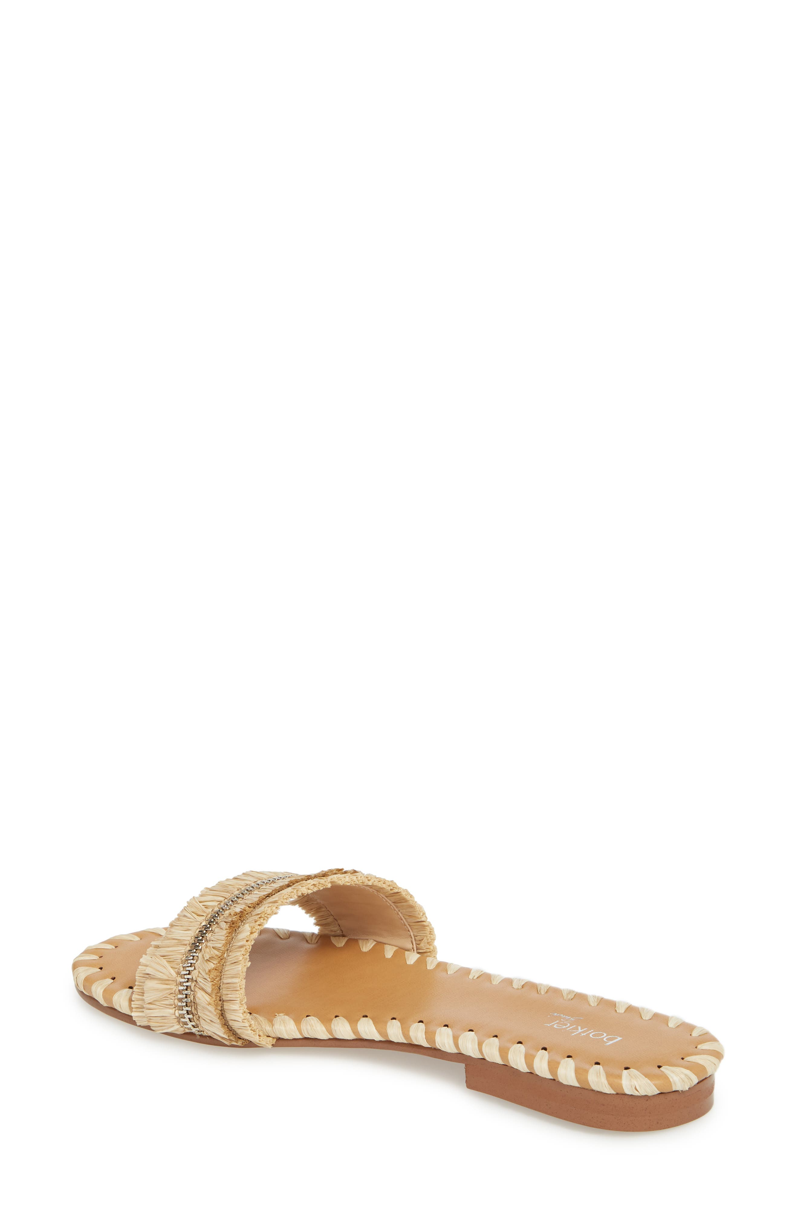 Bonnie Slide Sandal,                             Alternate thumbnail 4, color,
