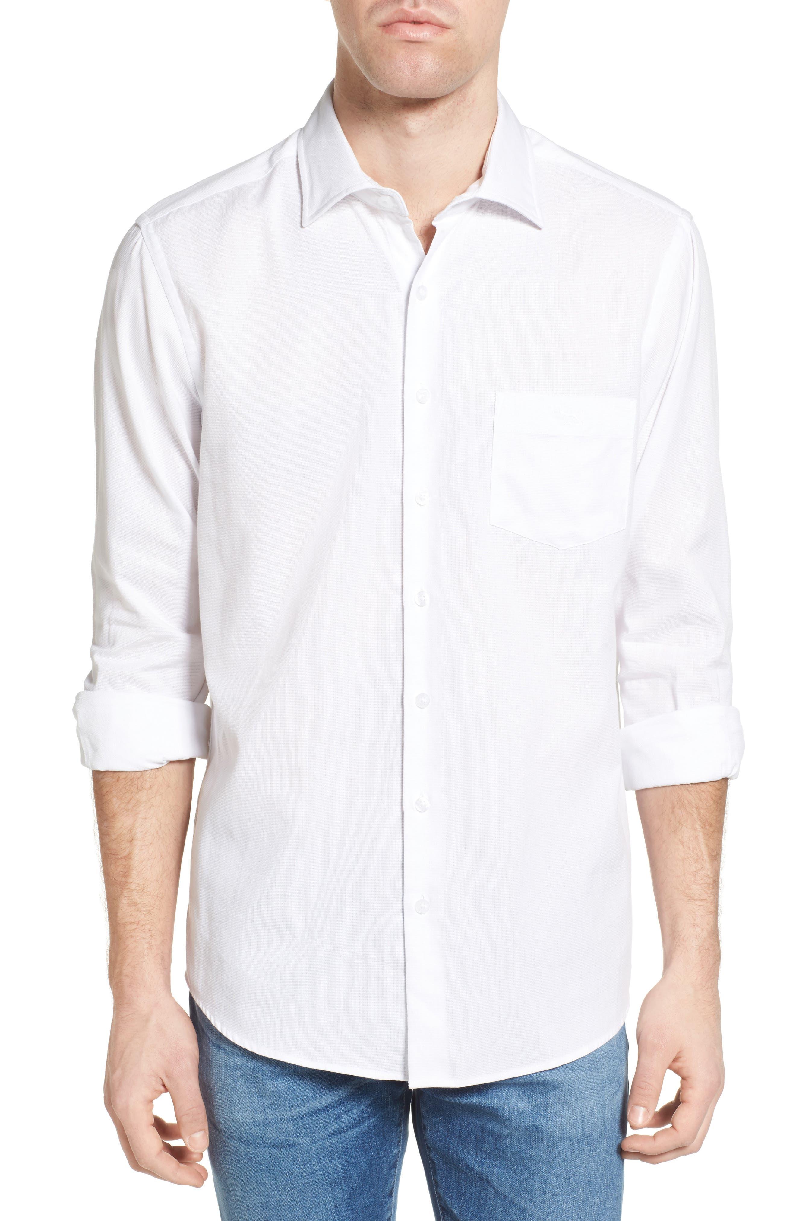 Mount Hutton Sport Shirt,                         Main,                         color, 111