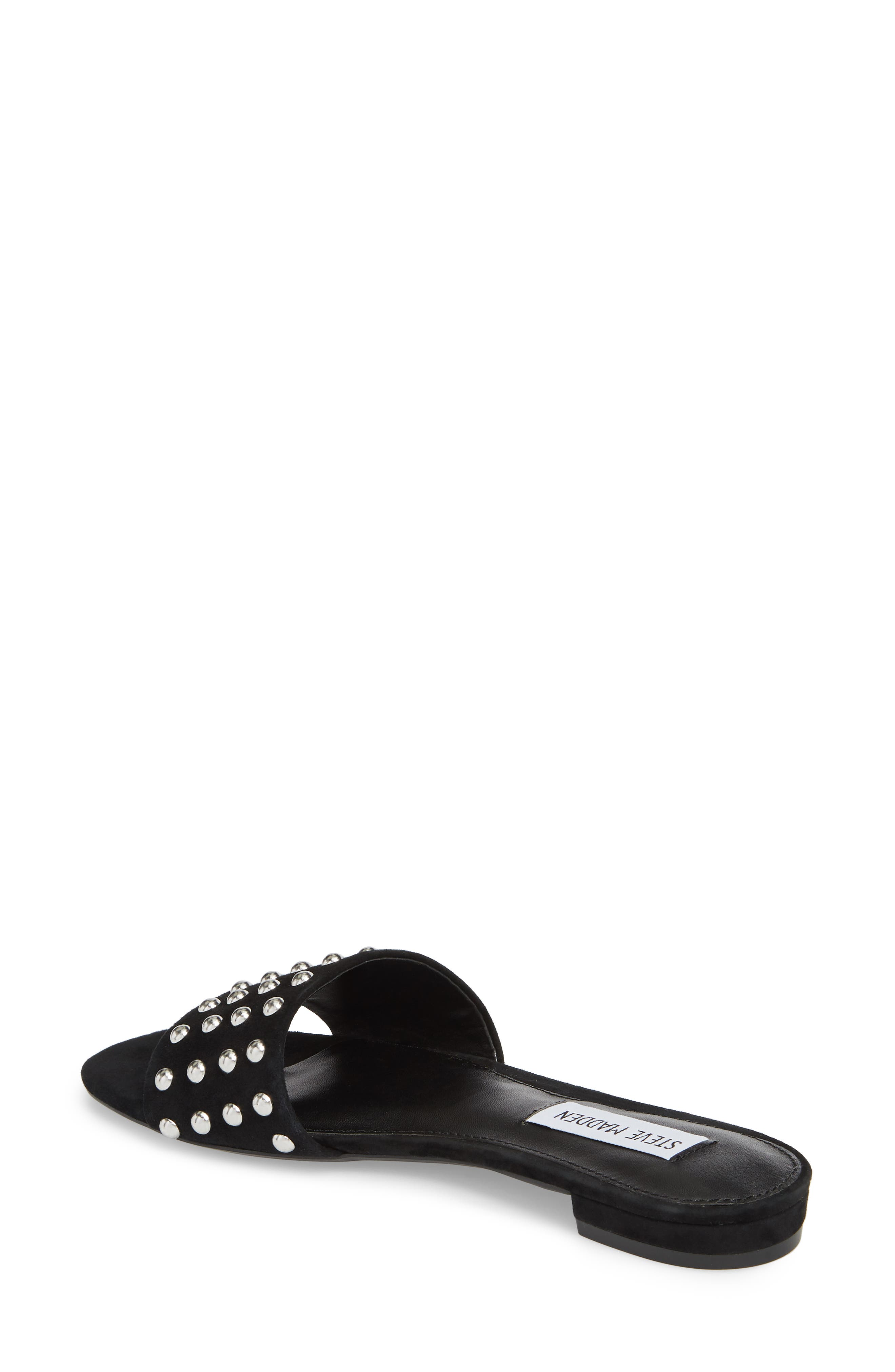 Viv Studded Slide Sandal,                             Alternate thumbnail 2, color,                             006