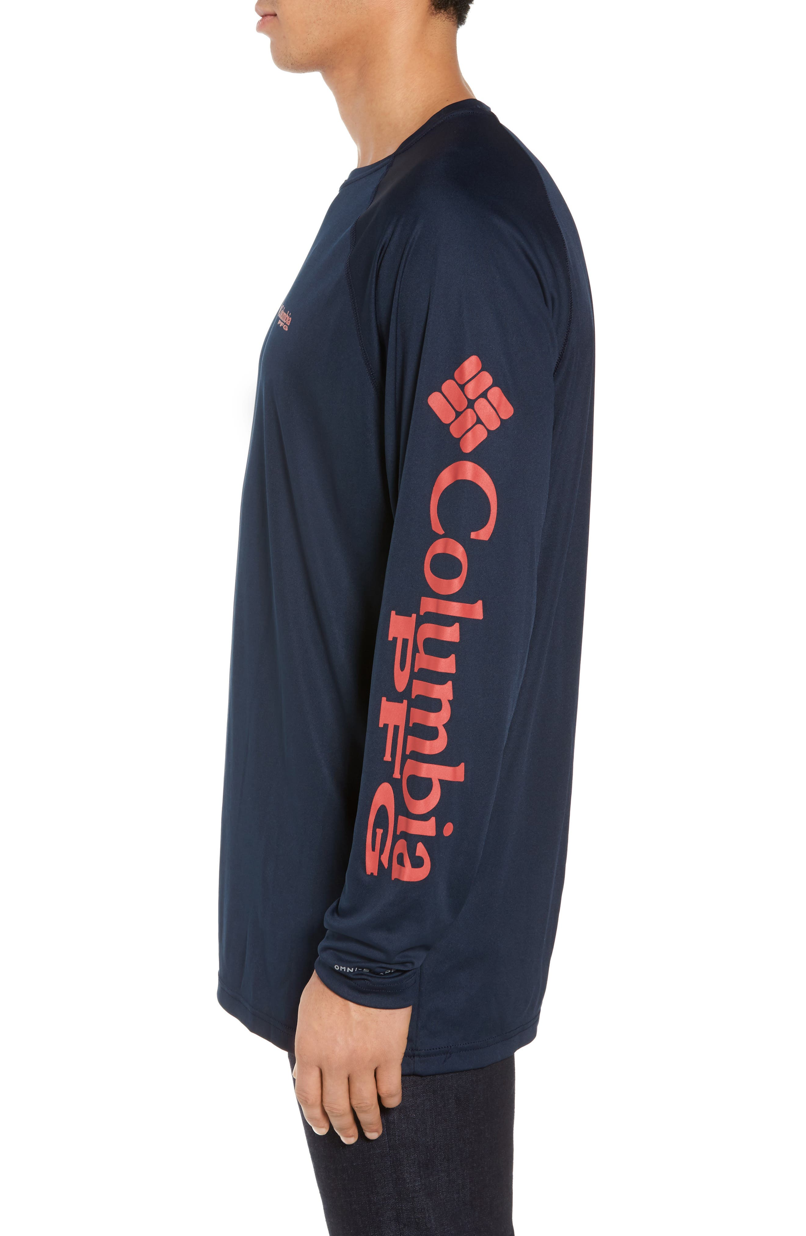 PFG Terminal Tackle Performance T-Shirt,                             Alternate thumbnail 19, color,