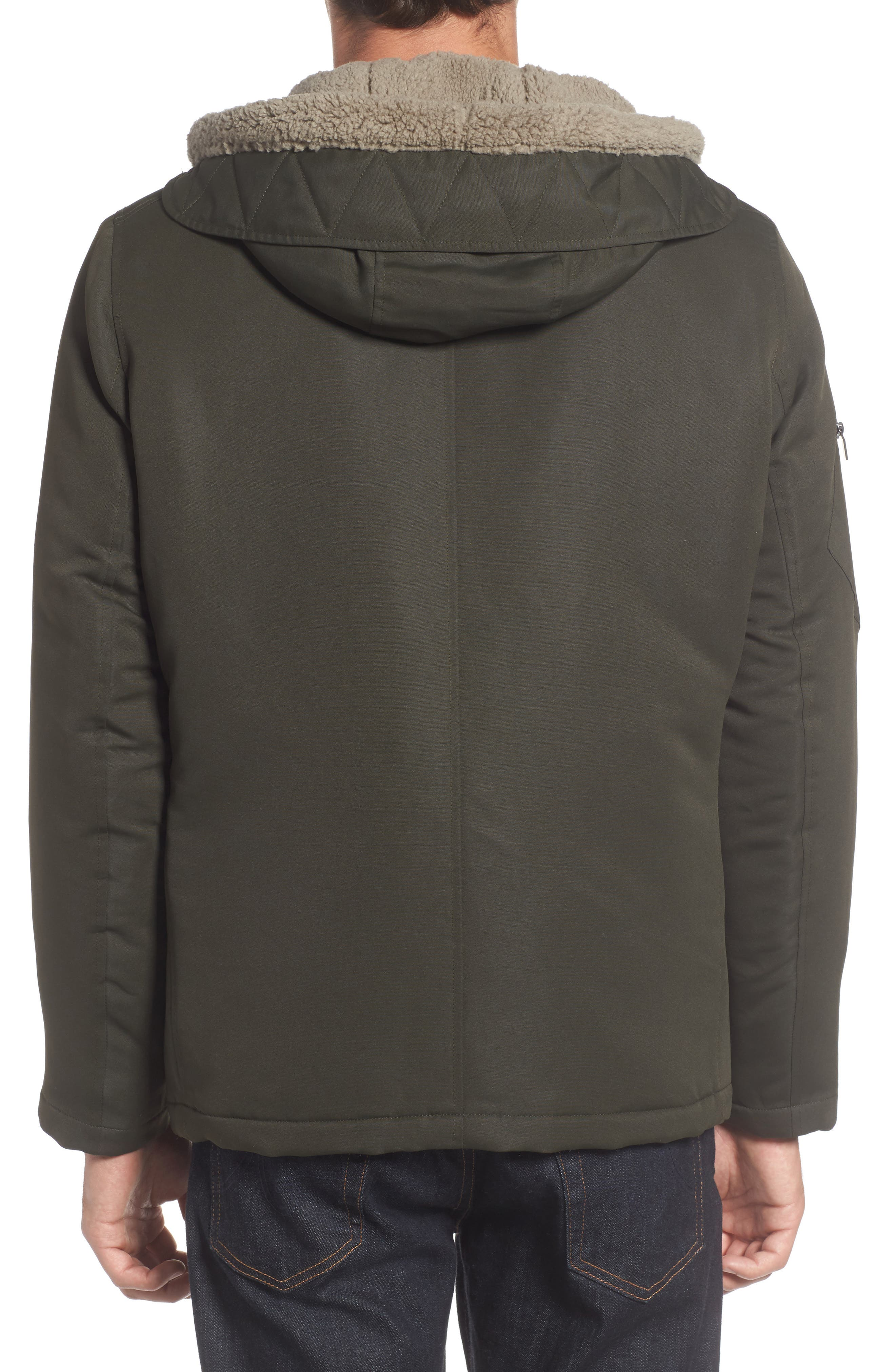 Hooded Jacket,                             Alternate thumbnail 2, color,                             317