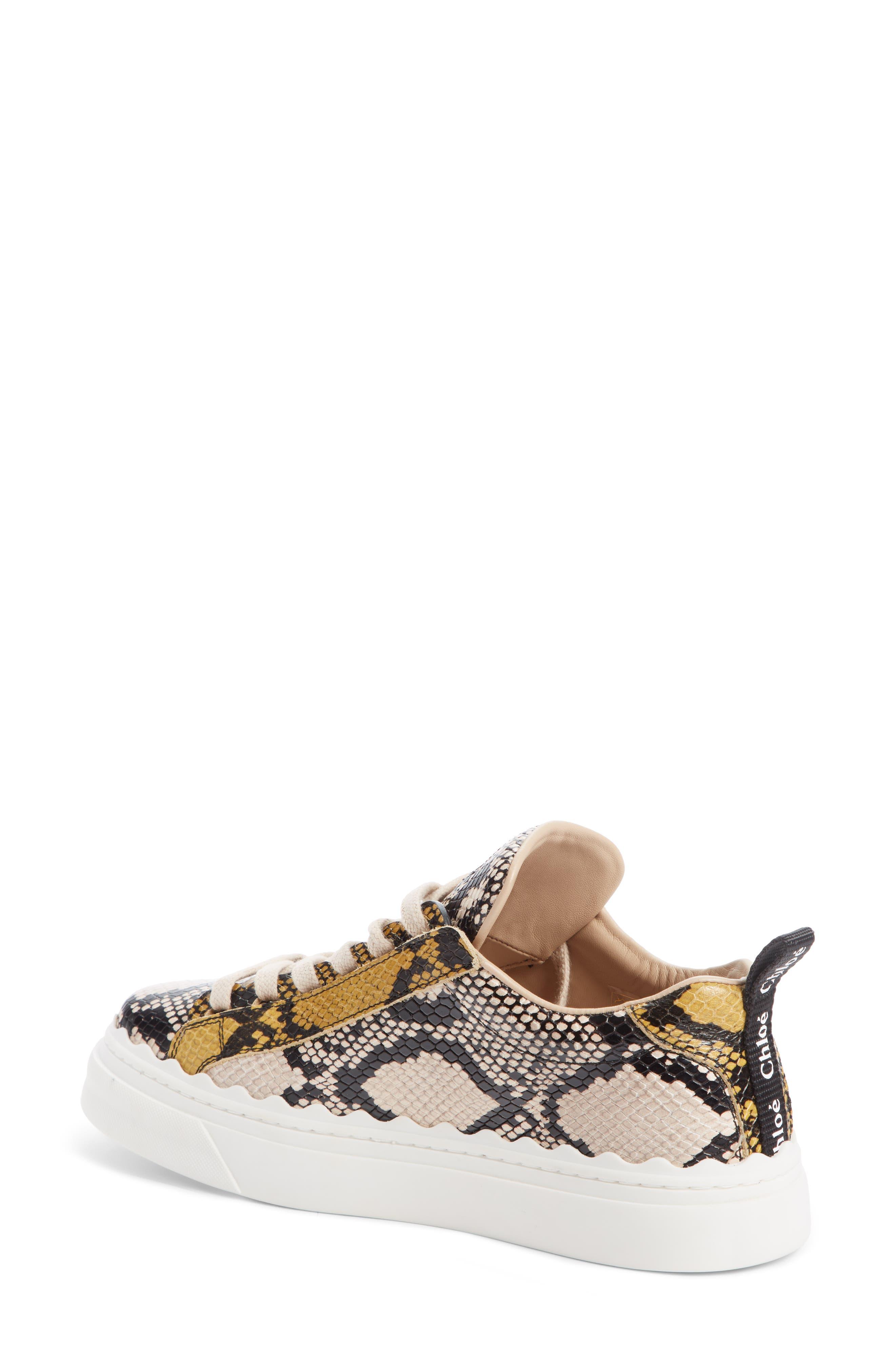 Lauren Sneaker,                             Alternate thumbnail 2, color,                             SEPTEMBER SUN LEATHER