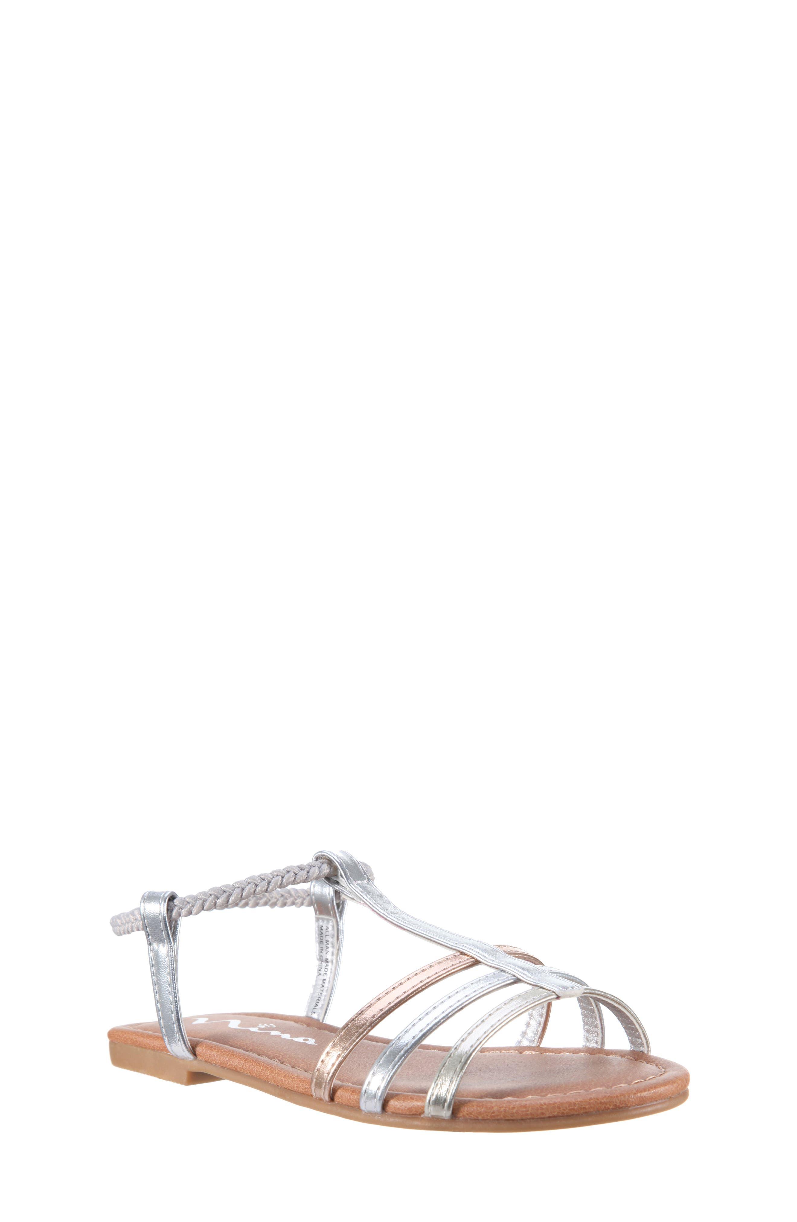 'Melvie' Sandal,                         Main,                         color, 049