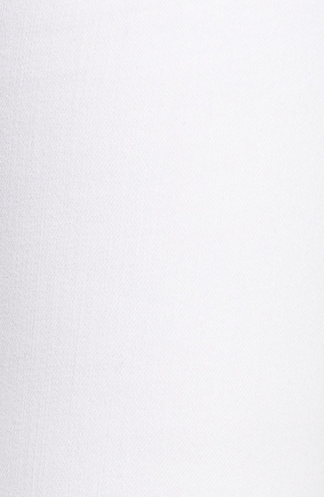 Farrah High Waist Skinny Jeans,                             Alternate thumbnail 2, color,                             WHITE