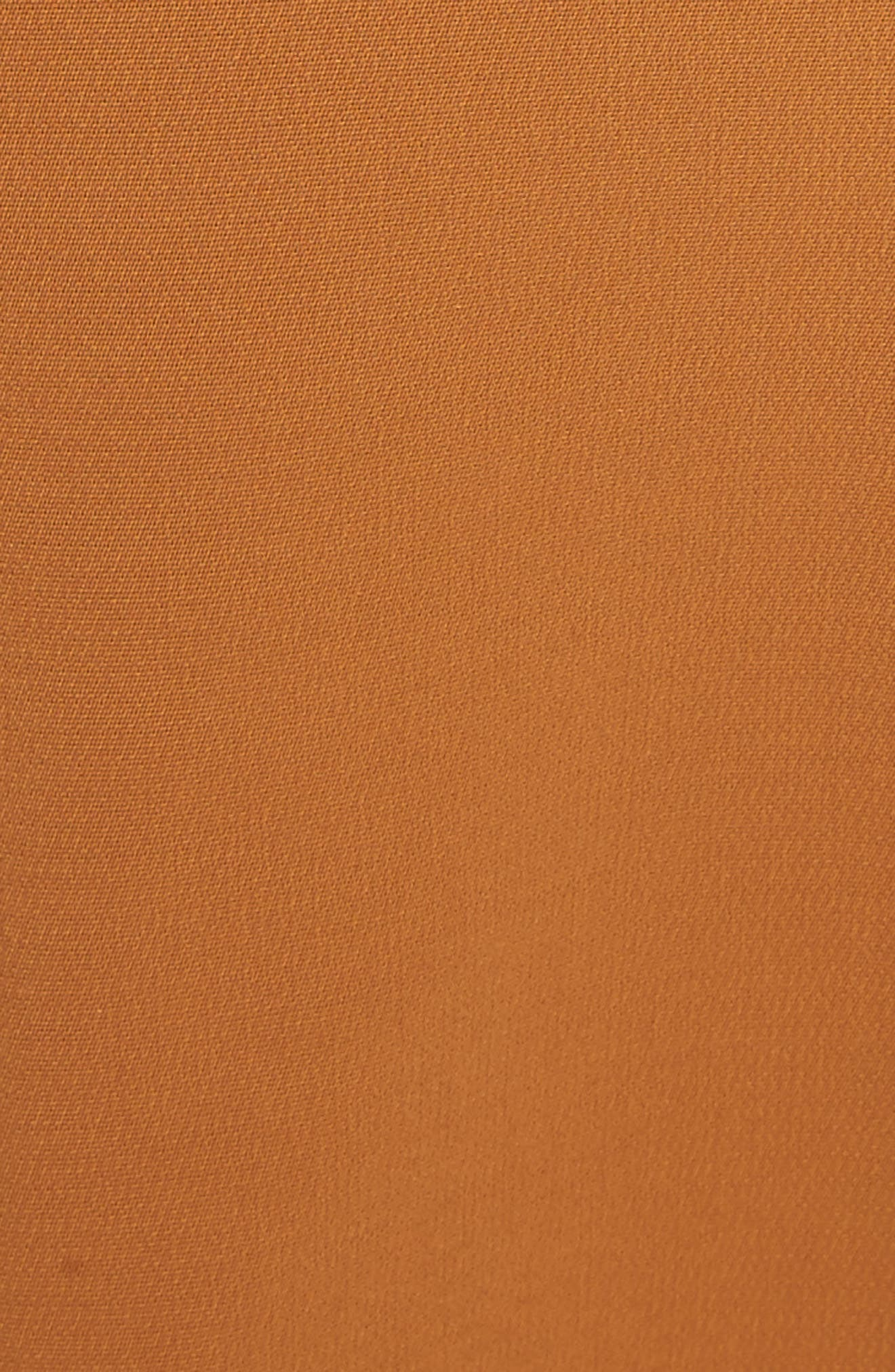 Sander Buckle Strap Midi Dress,                             Alternate thumbnail 10, color,