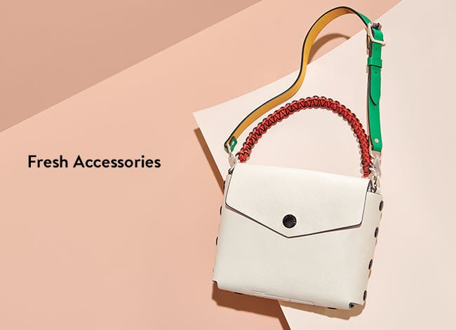 Women's accessories.