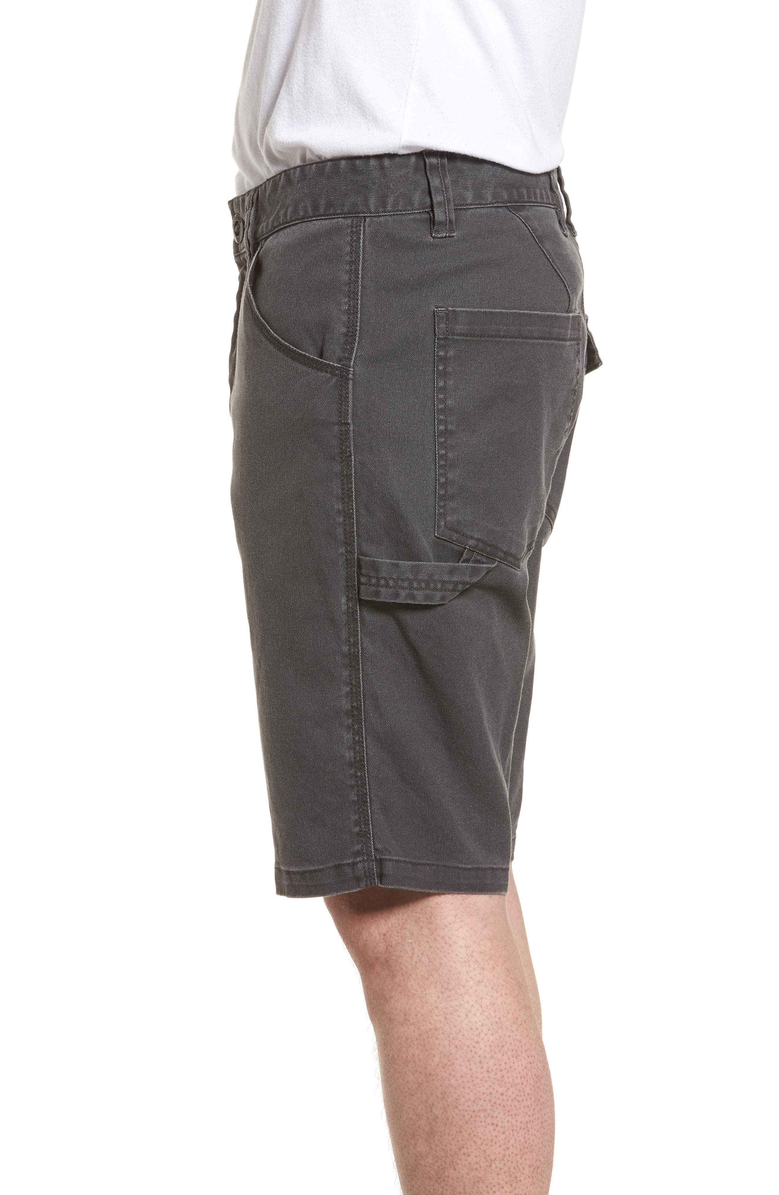 Whaler Utility Shorts,                             Alternate thumbnail 4, color,                             001