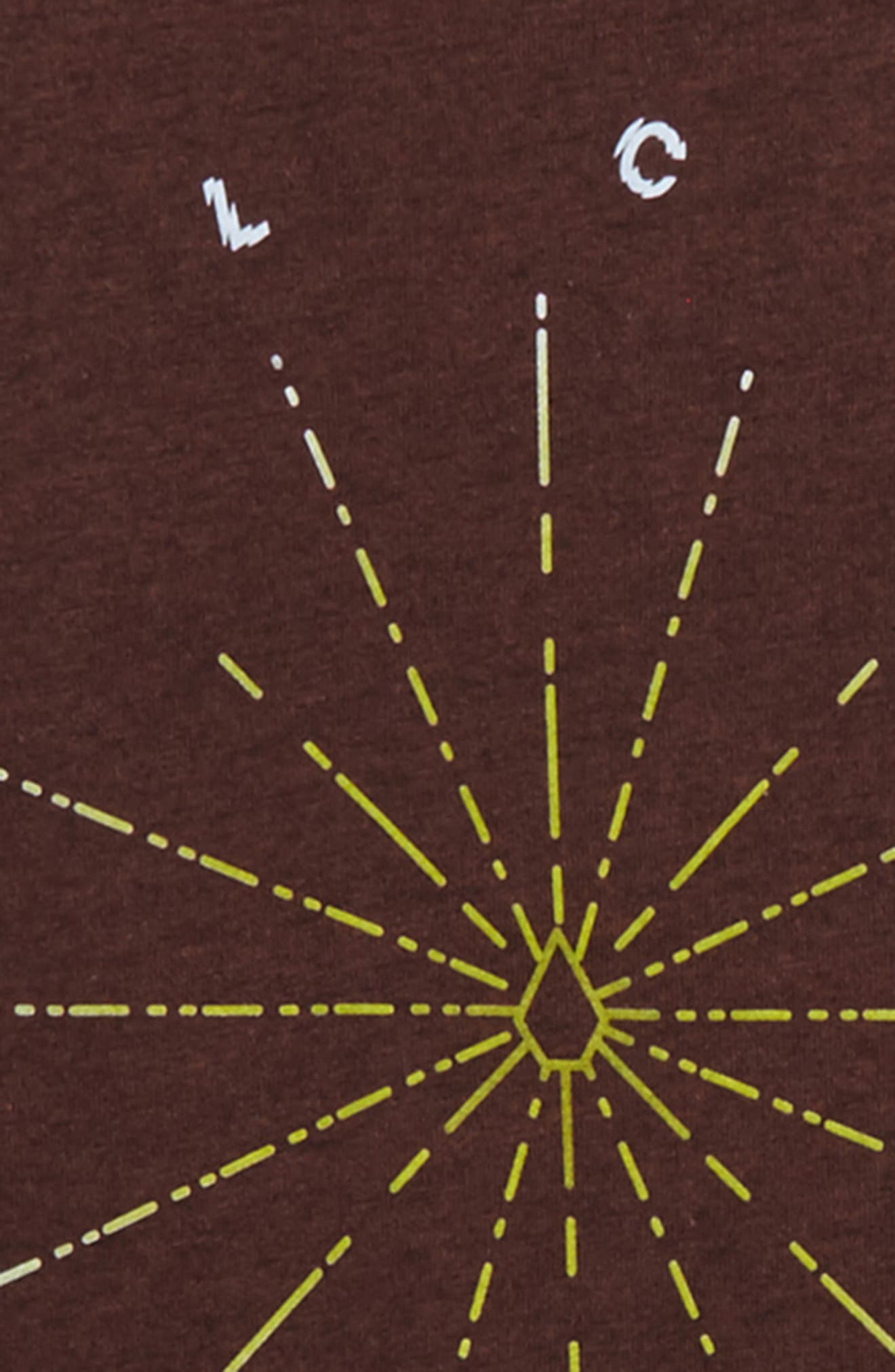Burst Graphic T-Shirt,                             Alternate thumbnail 2, color,                             510