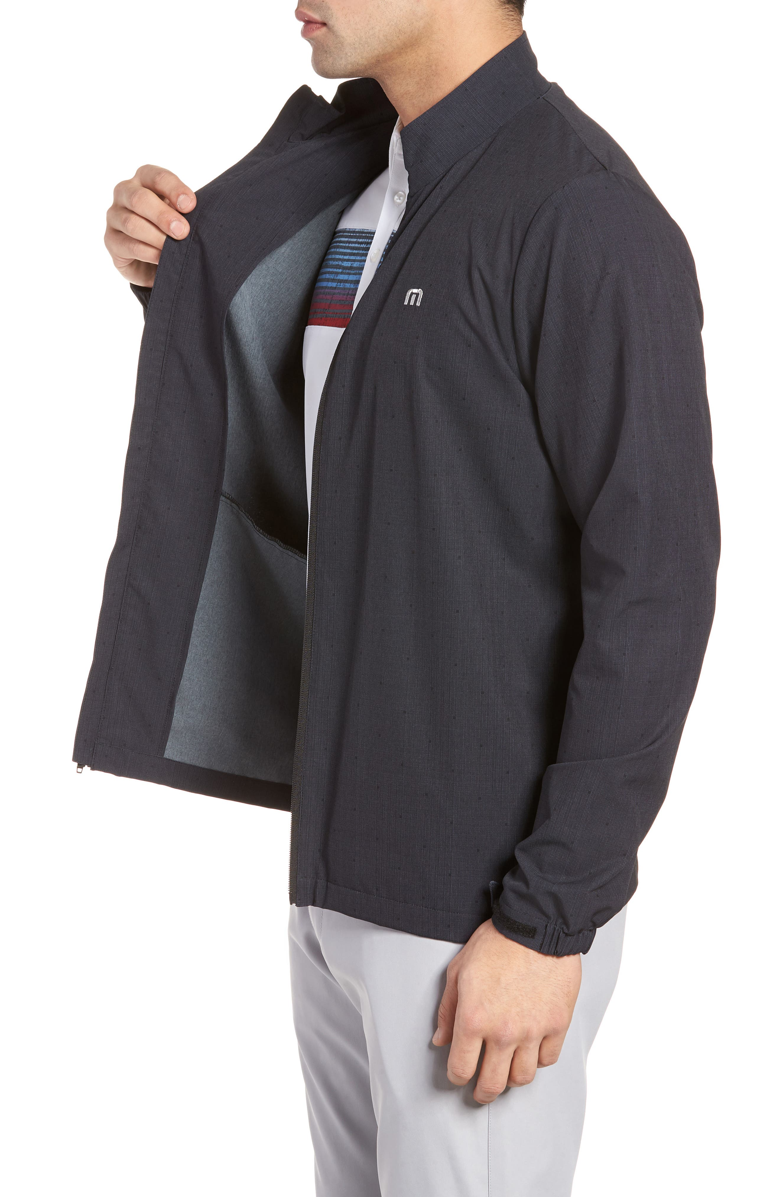 Agave Jacket,                             Alternate thumbnail 2, color,                             BLACK