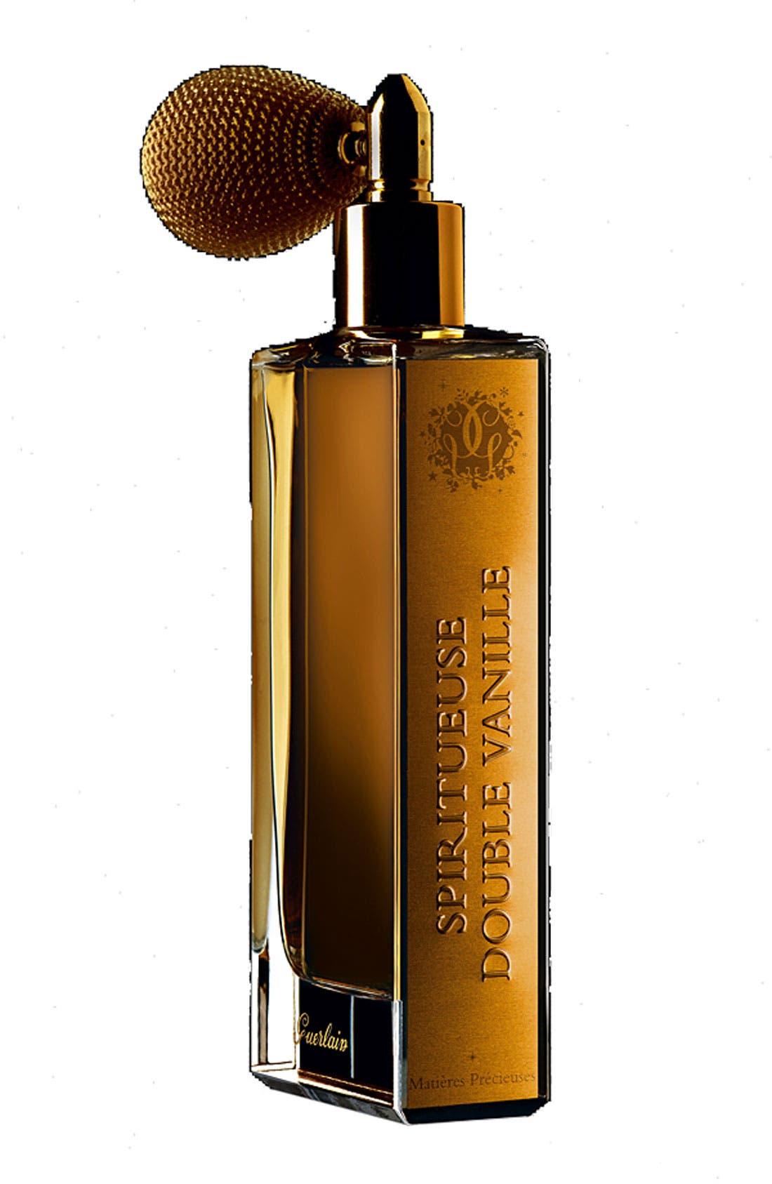 GUERLAIN,                             'Spiritueuse Double Vanille' Eau de Parfum,                             Main thumbnail 1, color,                             000