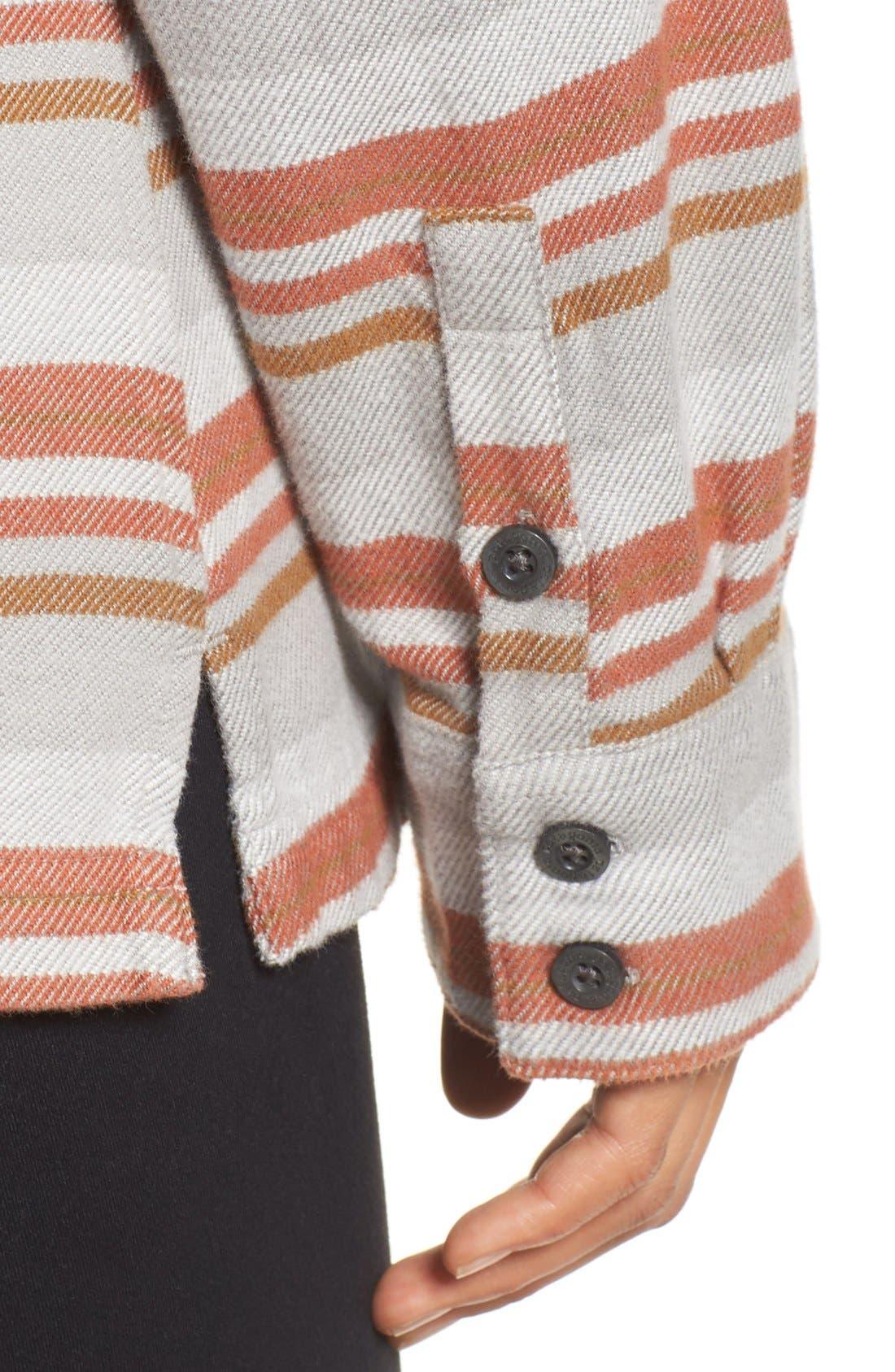 'Fjord' Flannel Shirt,                             Alternate thumbnail 41, color,