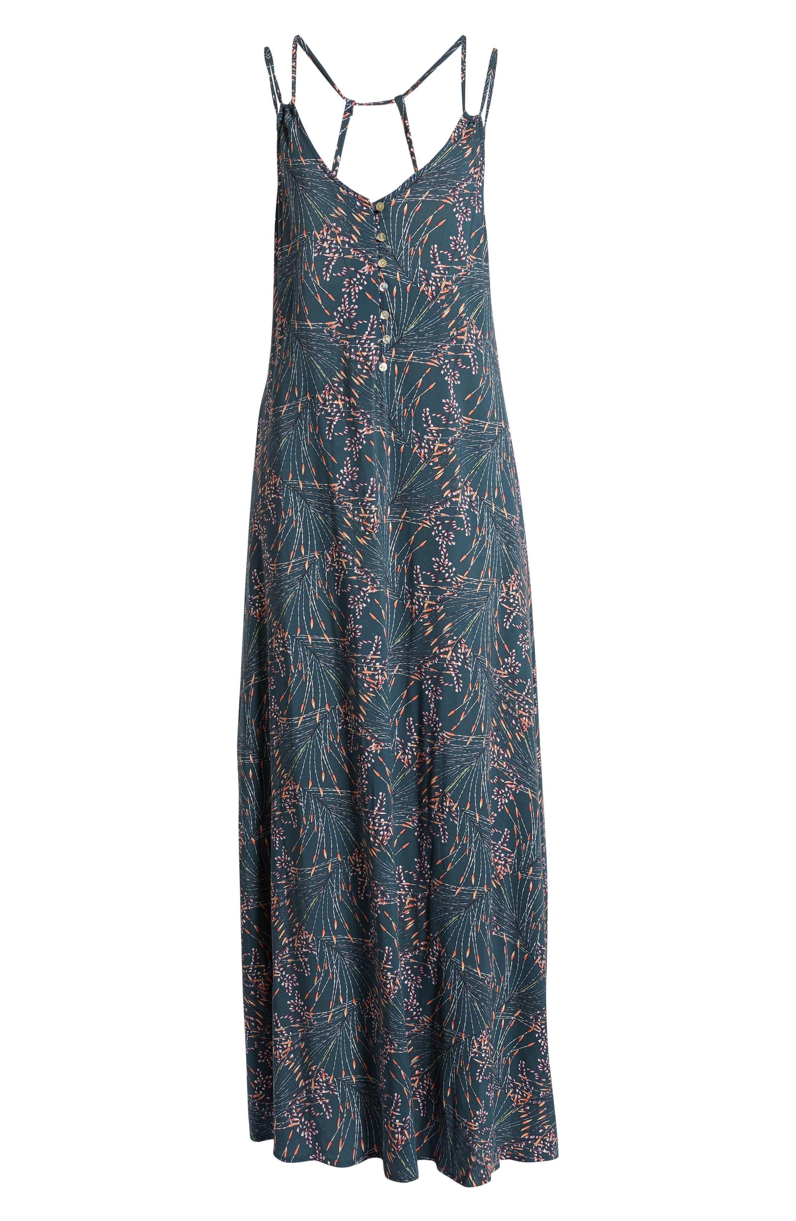 O'NEILL,                             Breanna Maxi Dress,                             Alternate thumbnail 7, color,                             STARGAZER