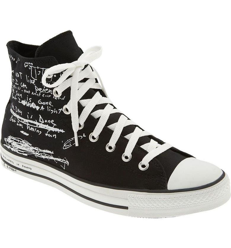 d78a2e0633c6 Converse Chuck Taylor®  Kurt Cobain  High Top Sneaker