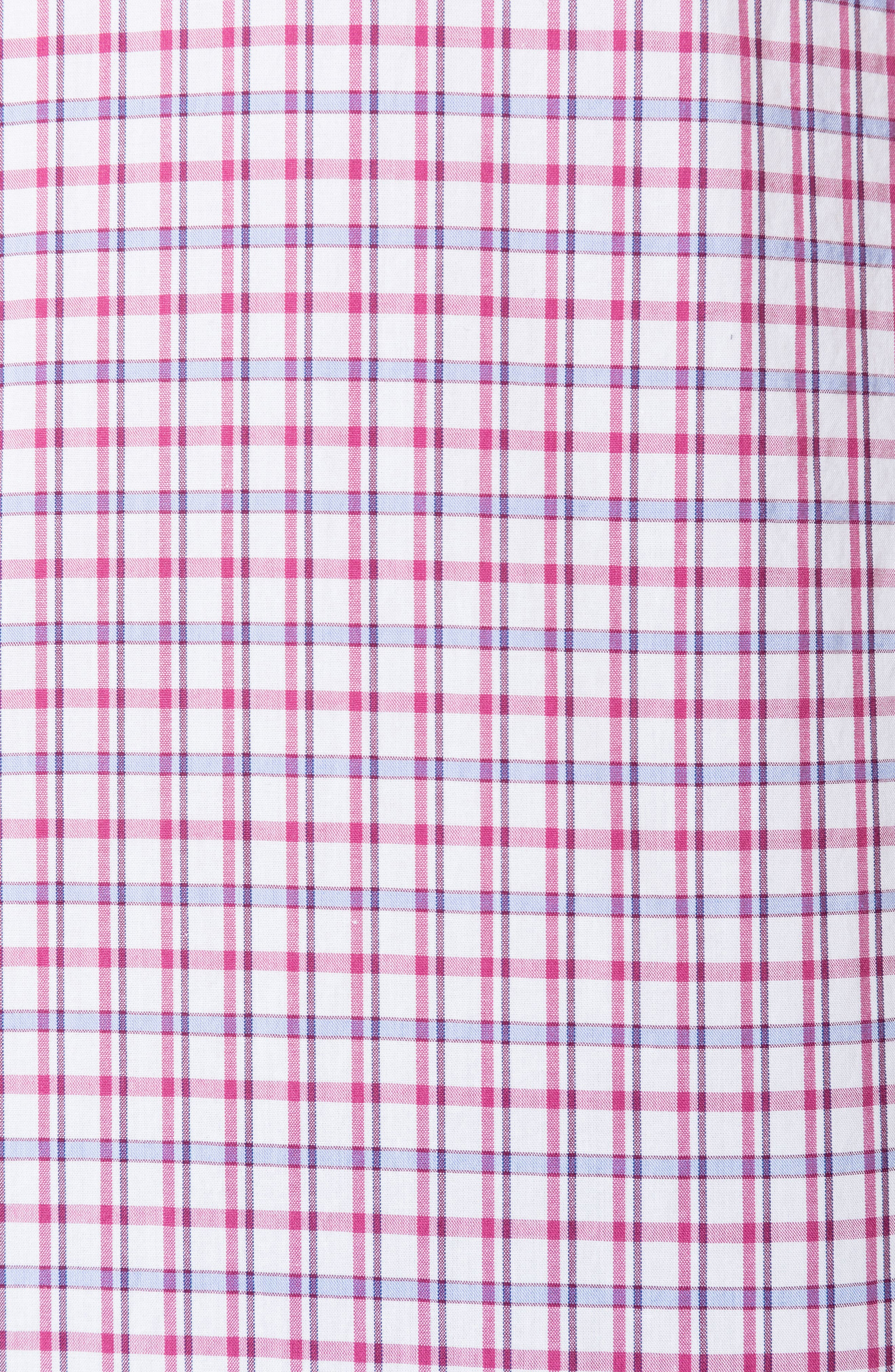 Waterford Regular Fit Sport Shirt,                             Alternate thumbnail 4, color,                             510