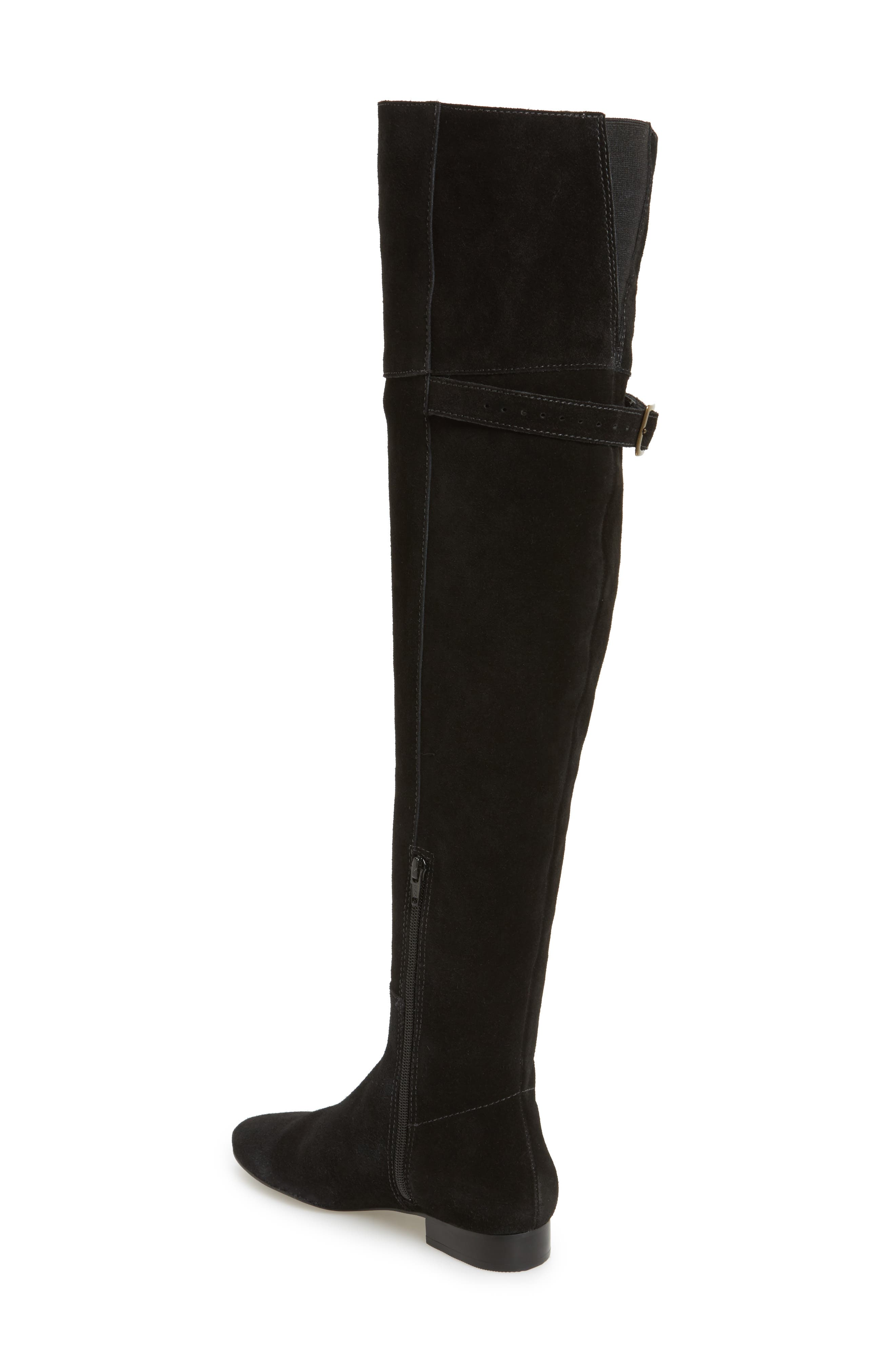 Matisse x Amuse Society Ashley Over the Knee Boot,                             Alternate thumbnail 2, color,                             017