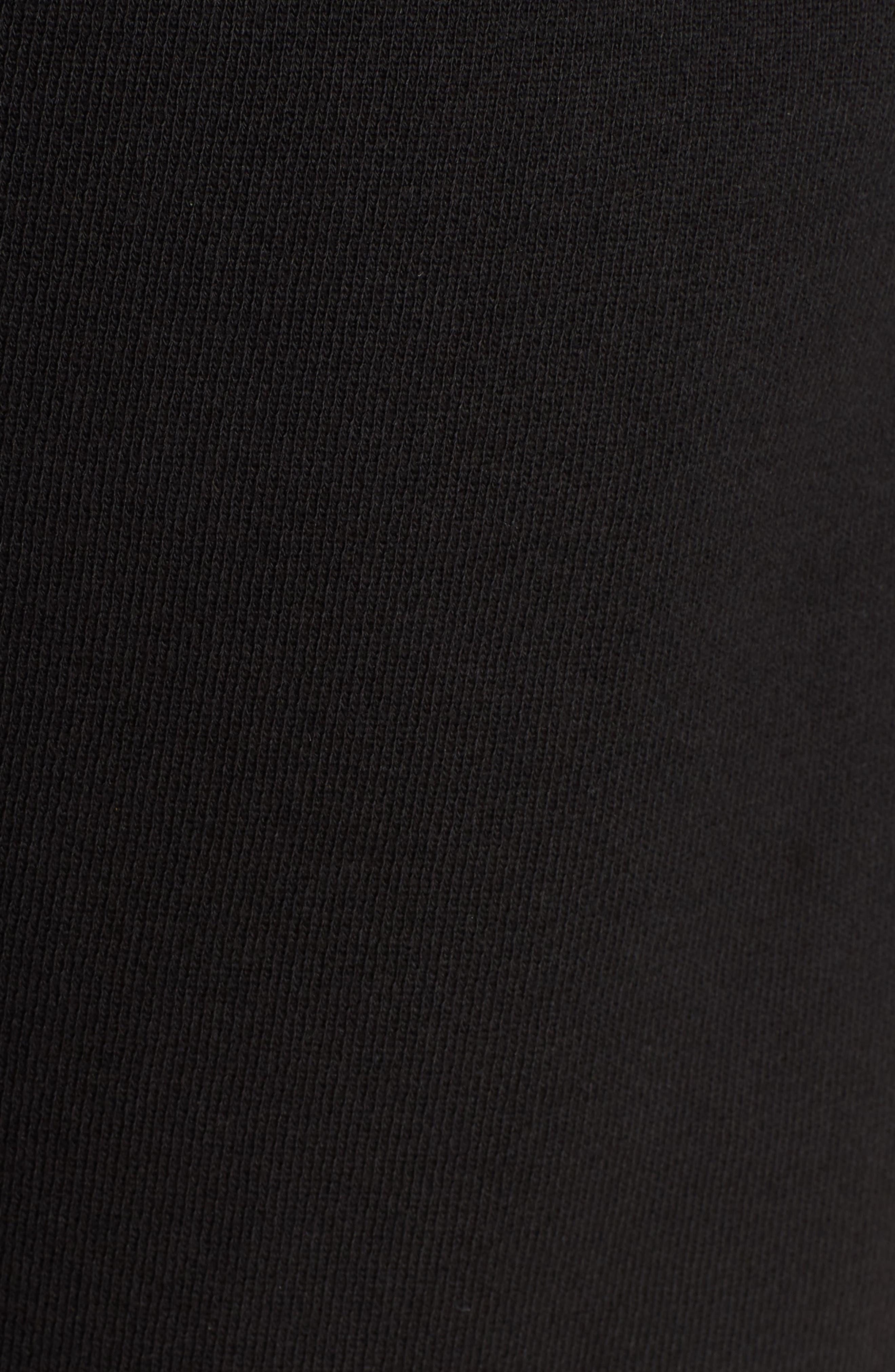 Harness Belt Hoodie,                             Alternate thumbnail 6, color,