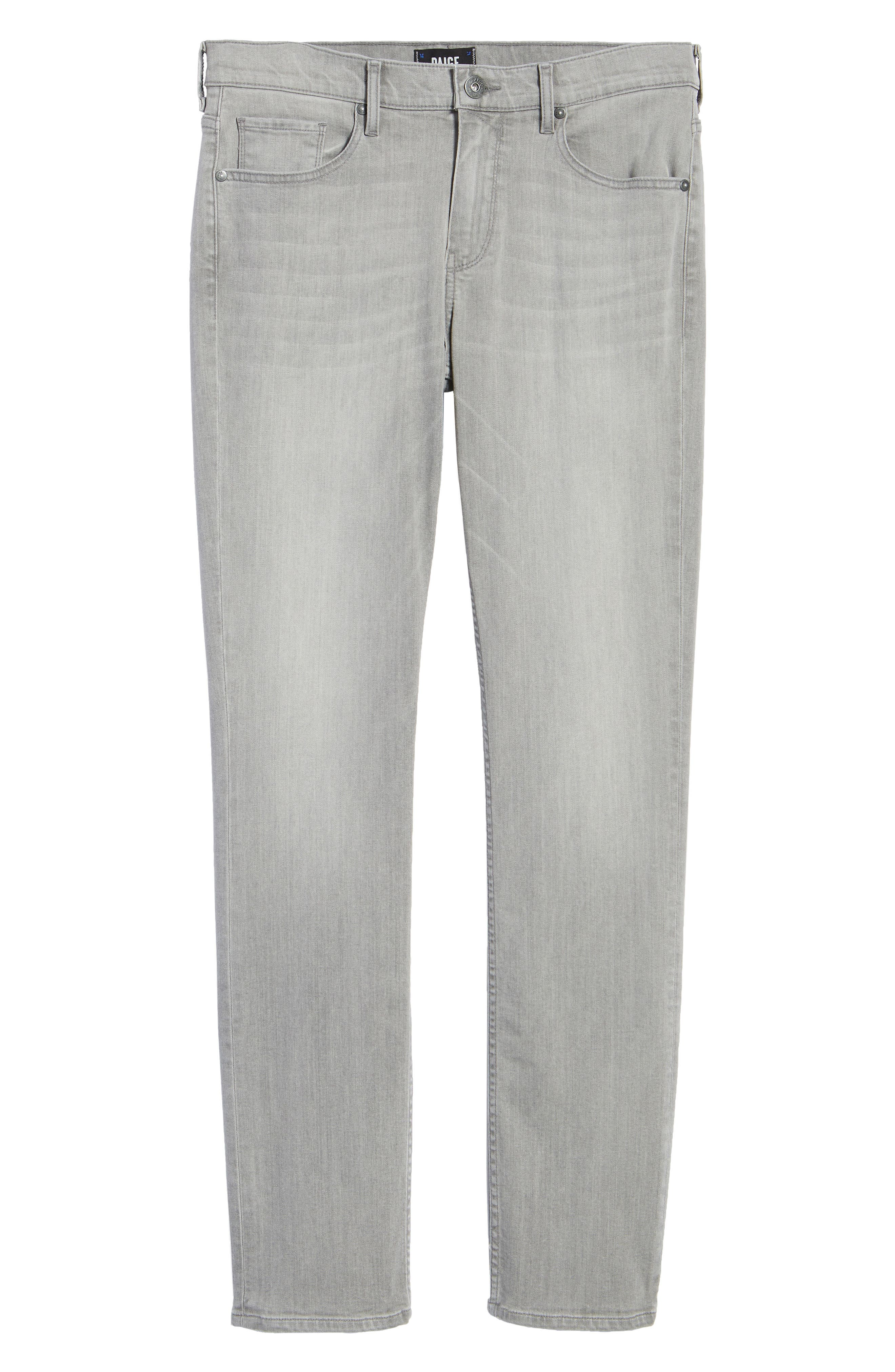Federal Slim Straight Leg Jeans,                             Alternate thumbnail 6, color,                             250