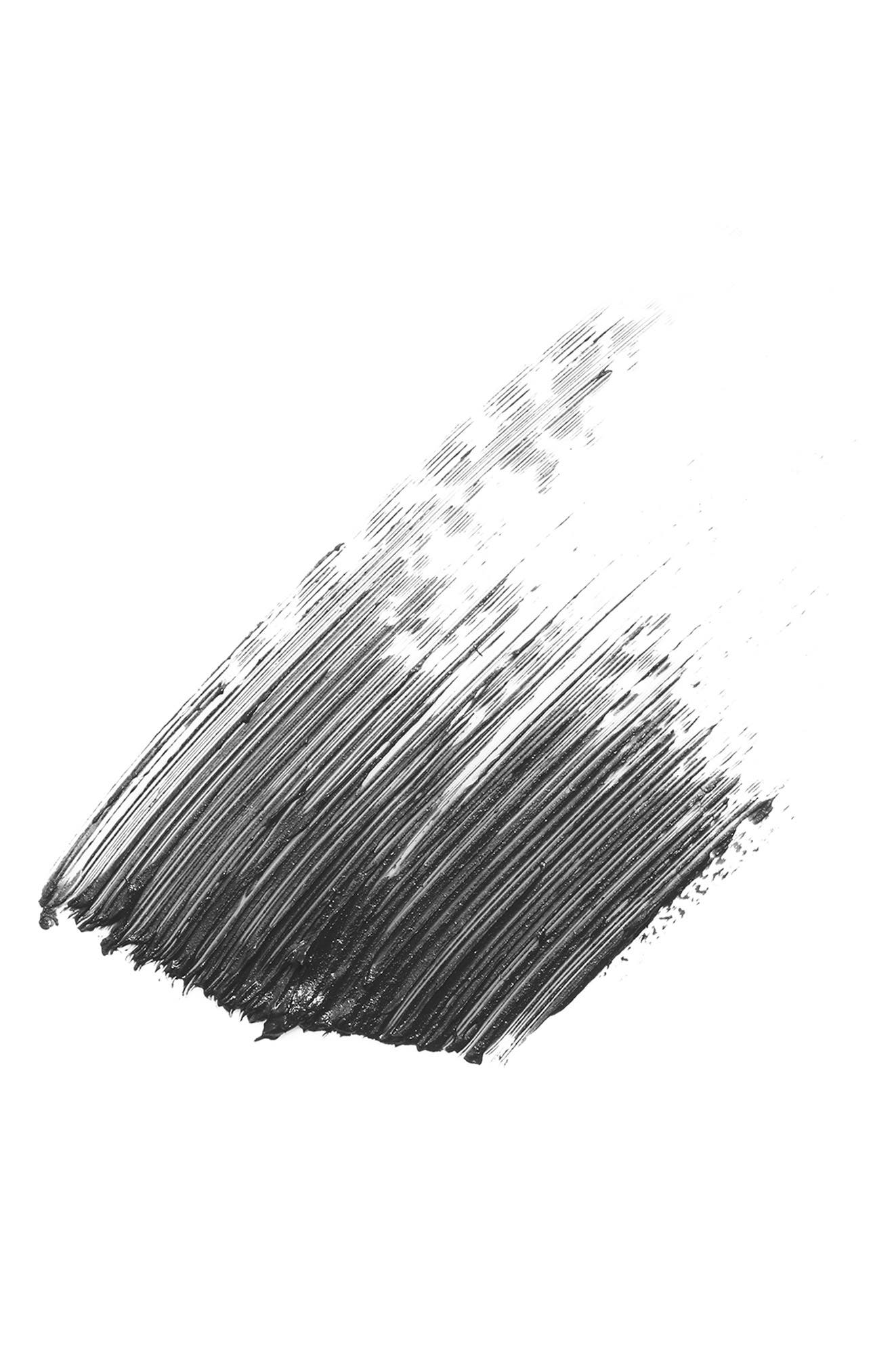 MAC False Lashes Extreme Black Mascara,                             Alternate thumbnail 2, color,                             EXTREME BLACK