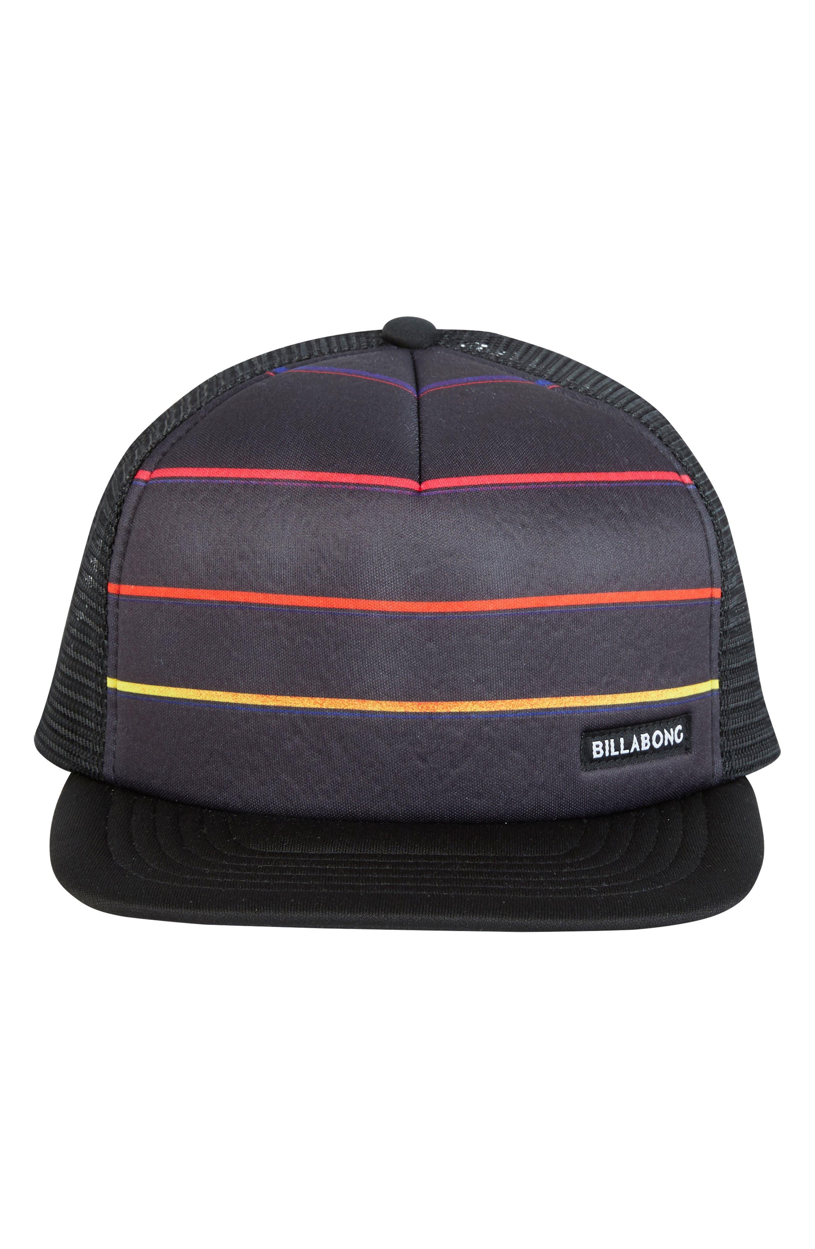 73 Snapback Trucker Hat,                             Alternate thumbnail 2, color,                             001